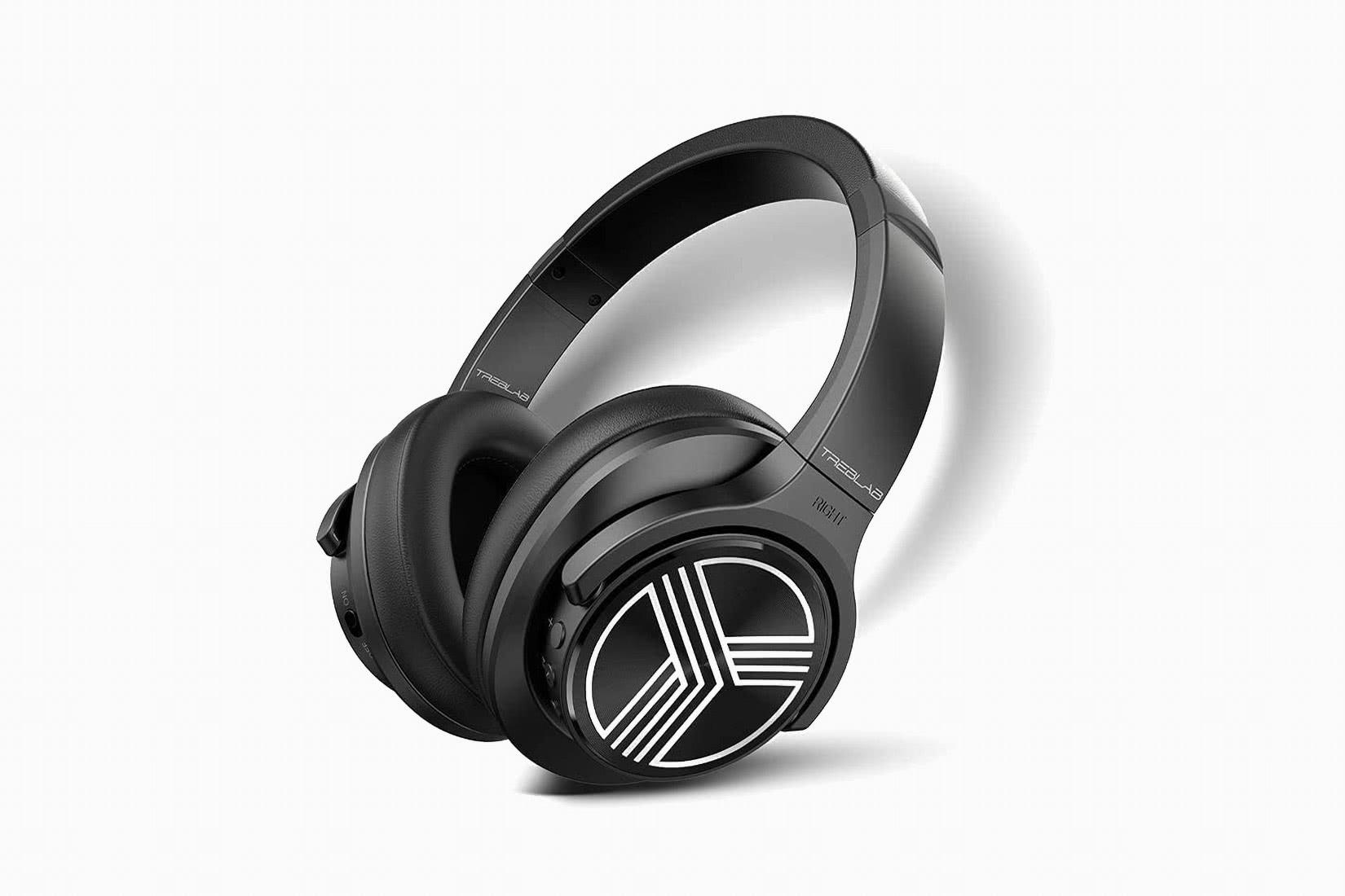 best over-ear headphones budget TREBLAB Z2 review - Luxe Digital