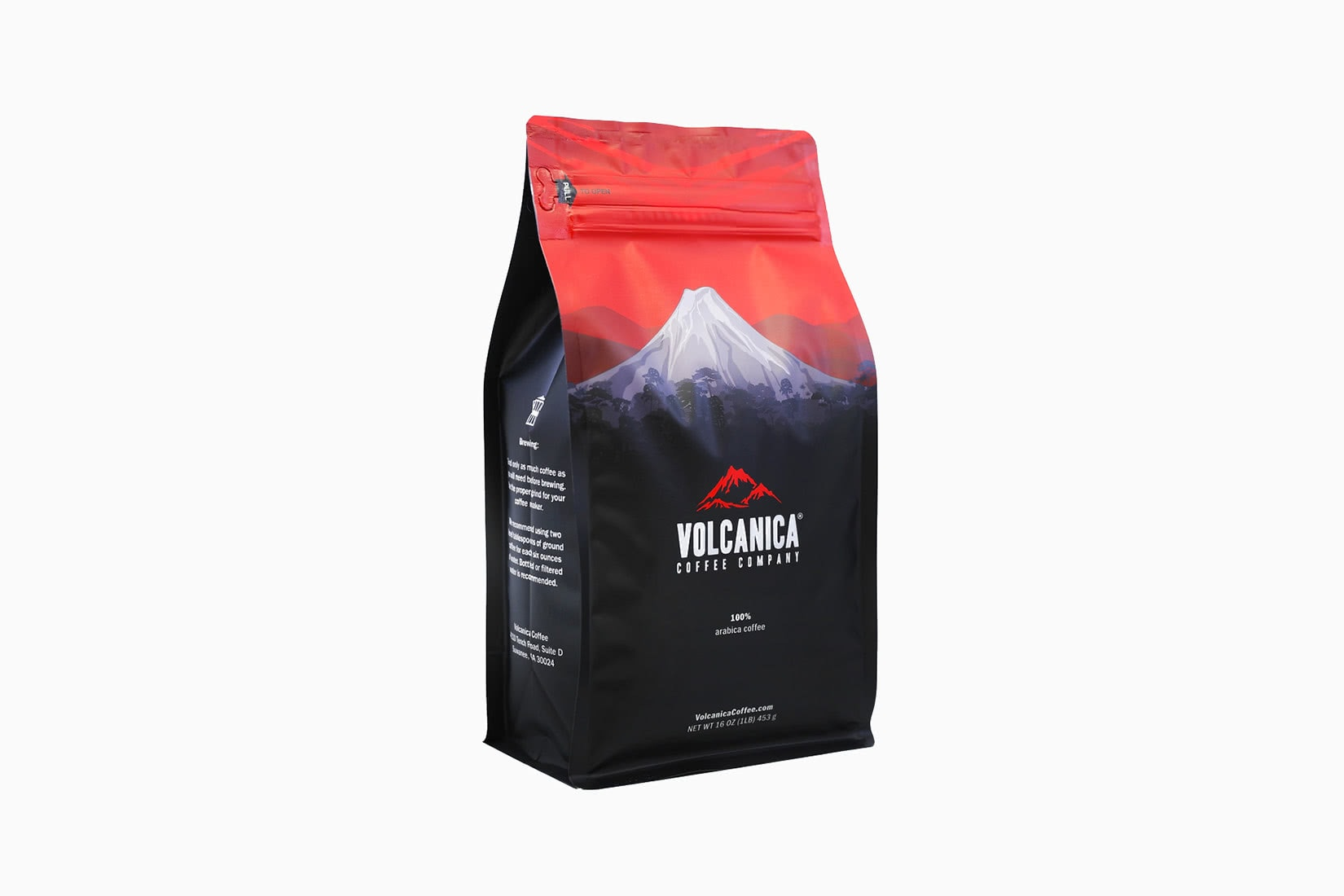 best coffee beans brands arabica volcanica review - Luxe Digital