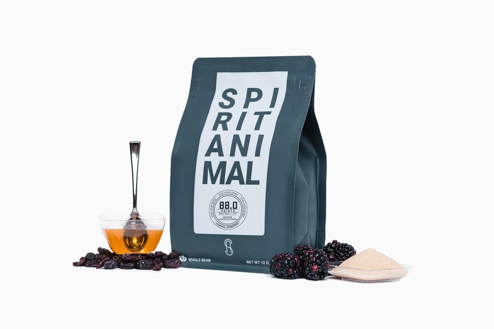 best coffee beans brands organic spirit animal review - Luxe Digital