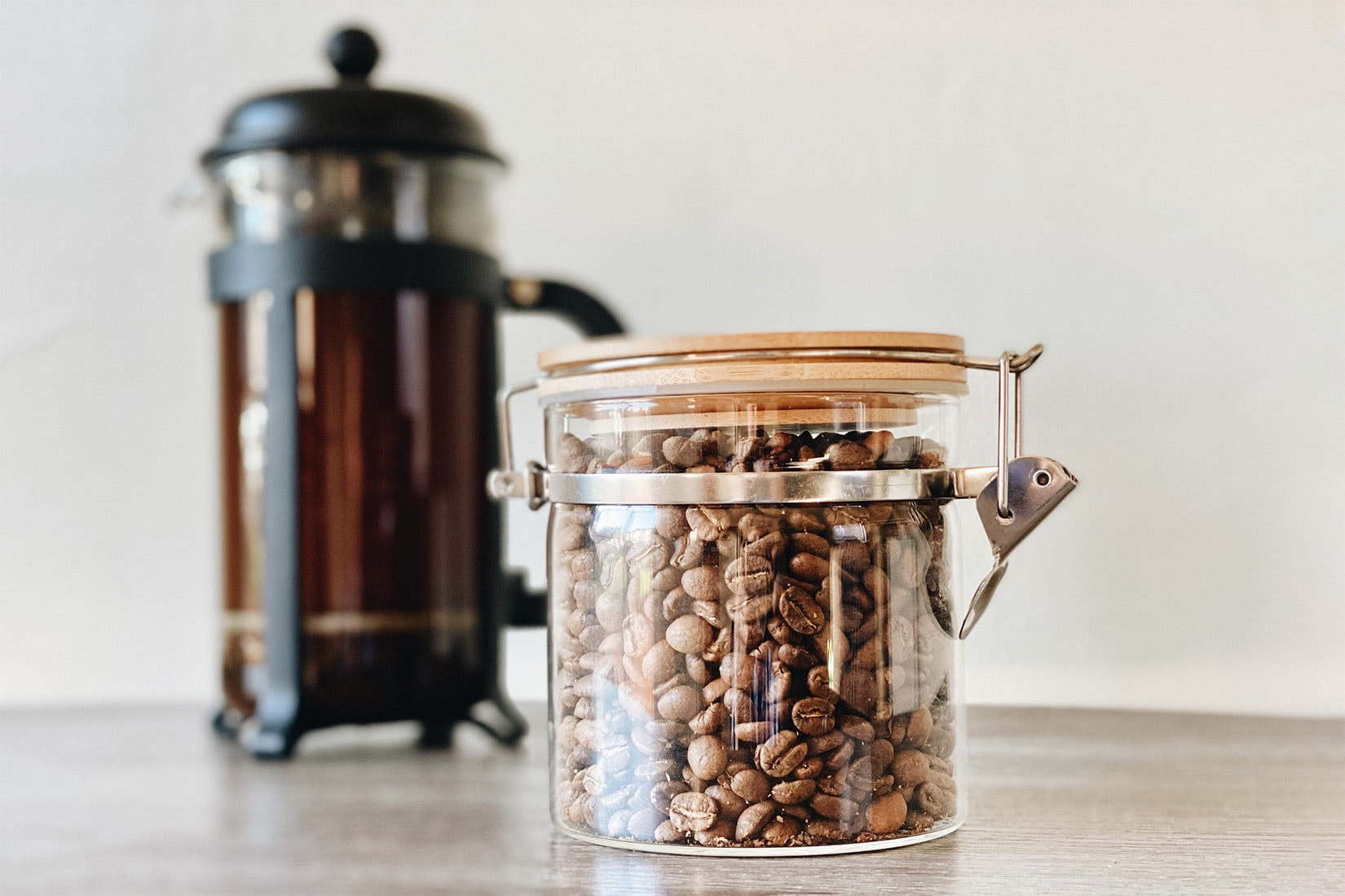 how to use French press coffee making luxe digital