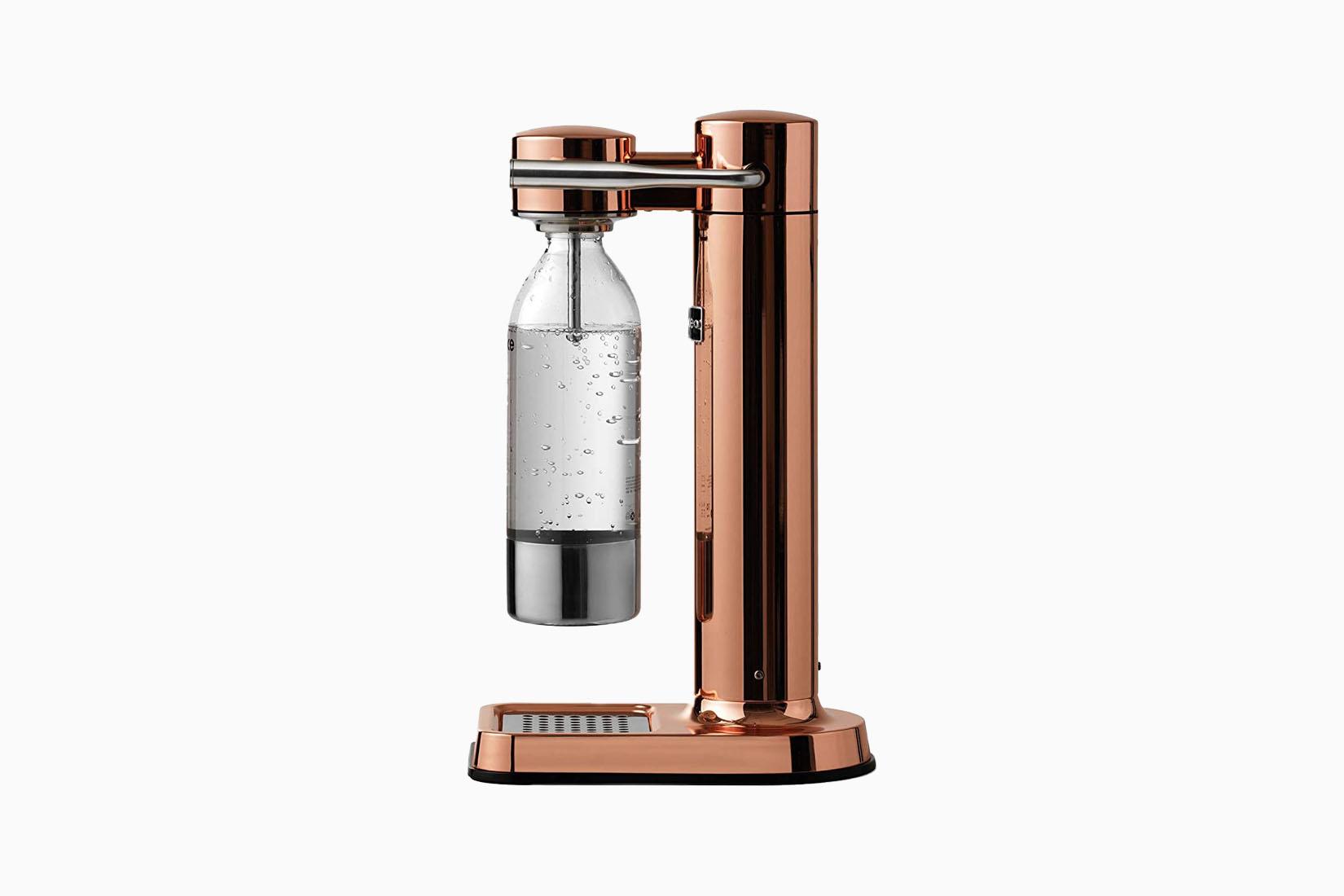 best soda maker aarke review Luxe Digital