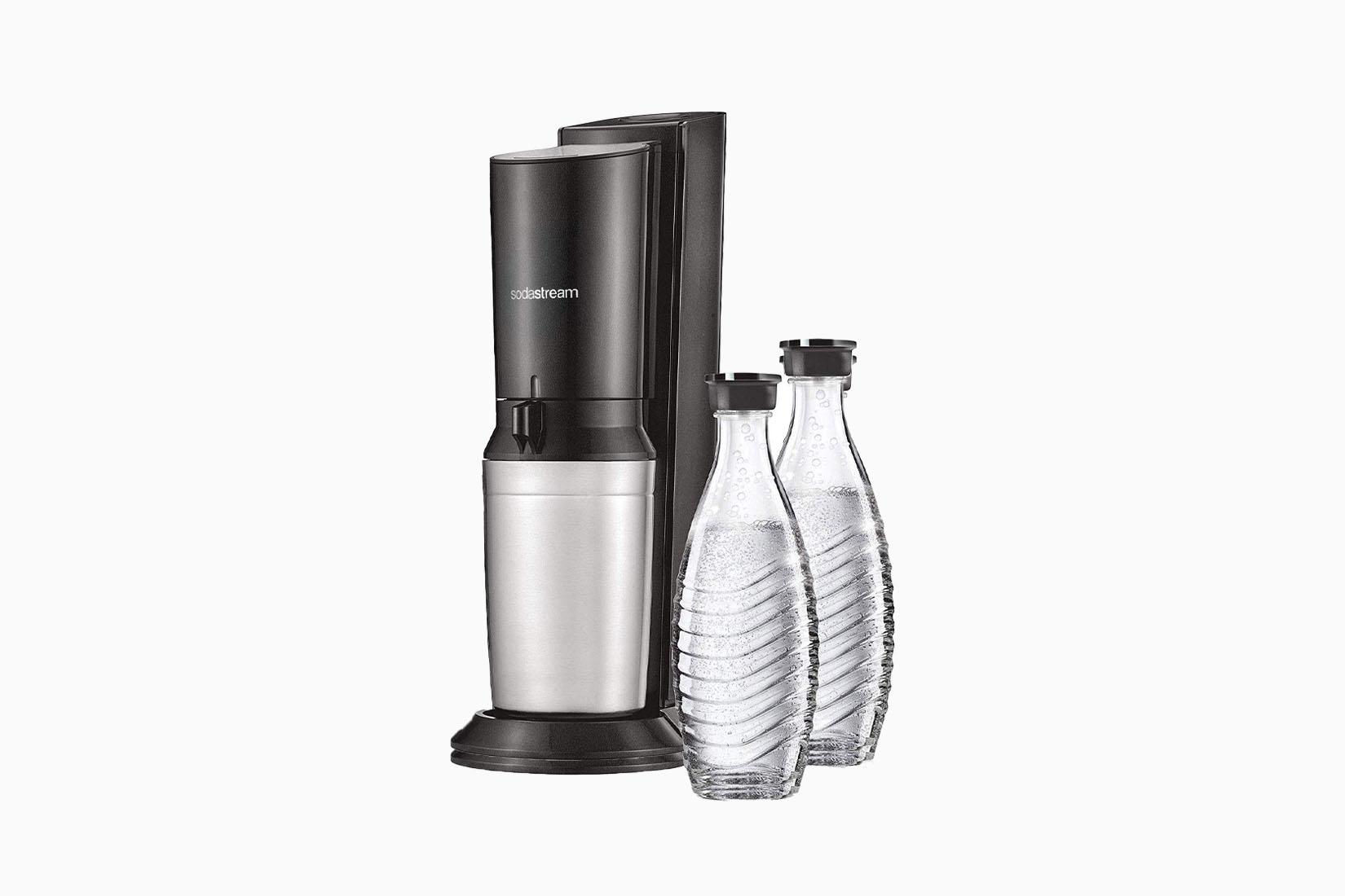 best soda maker sodastream aqua fizz review Luxe Digital