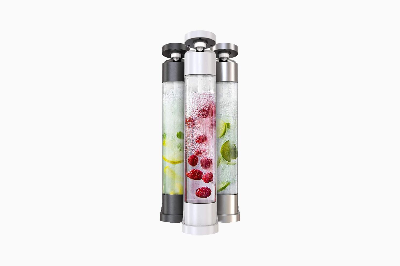 best soda maker fizzpod review Luxe Digital