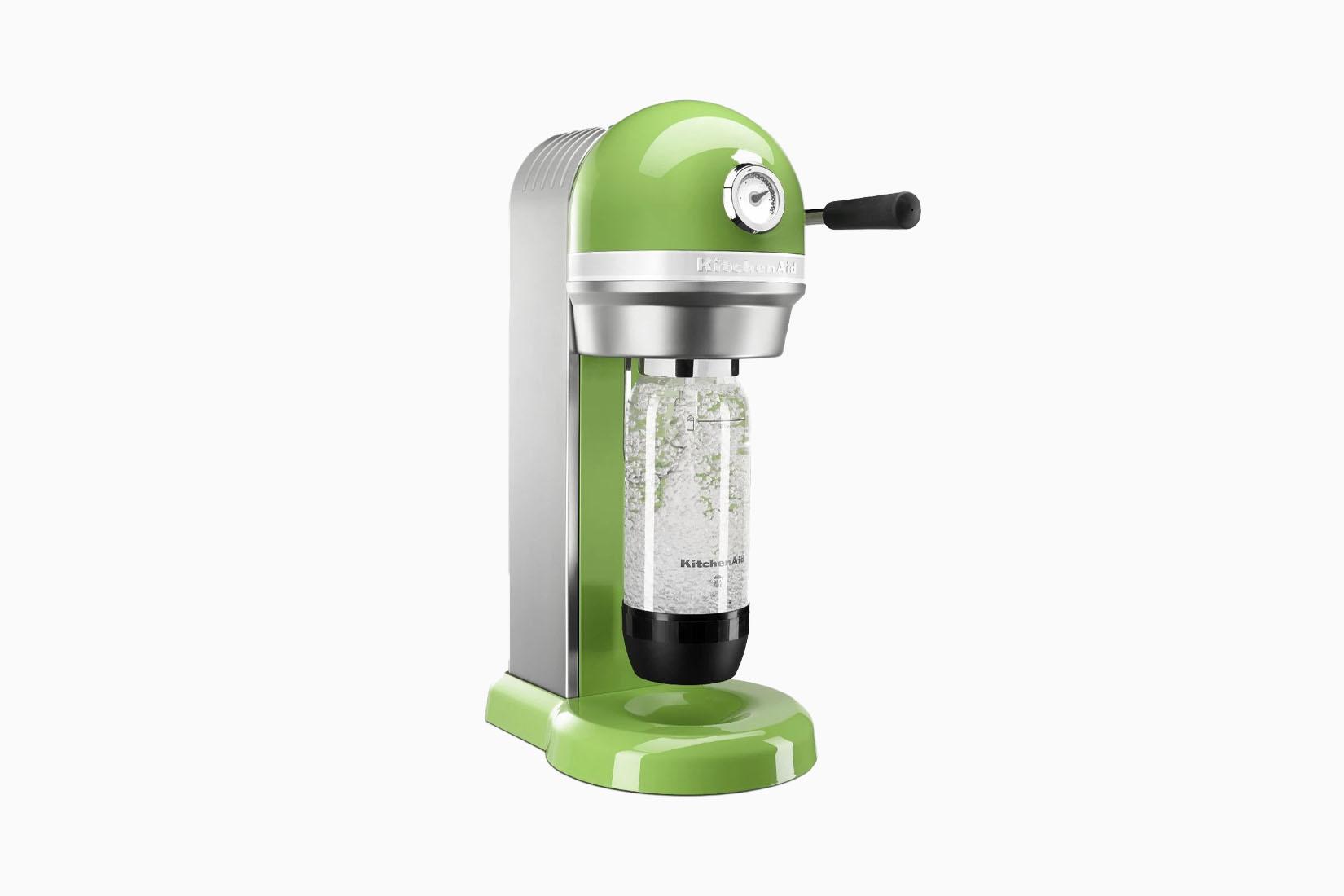 best soda maker kitchenaid review Luxe Digital