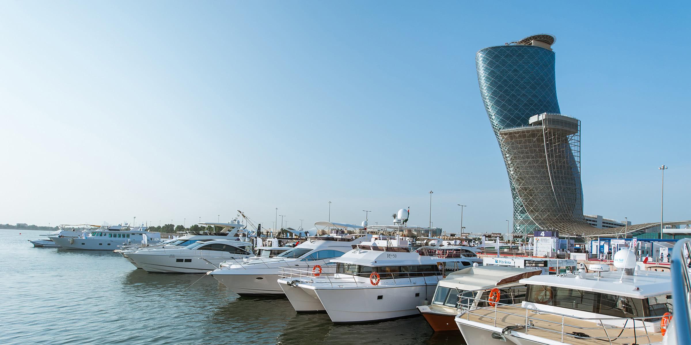 Abu Dhabi International Boat Show 2021 - Luxe Digital