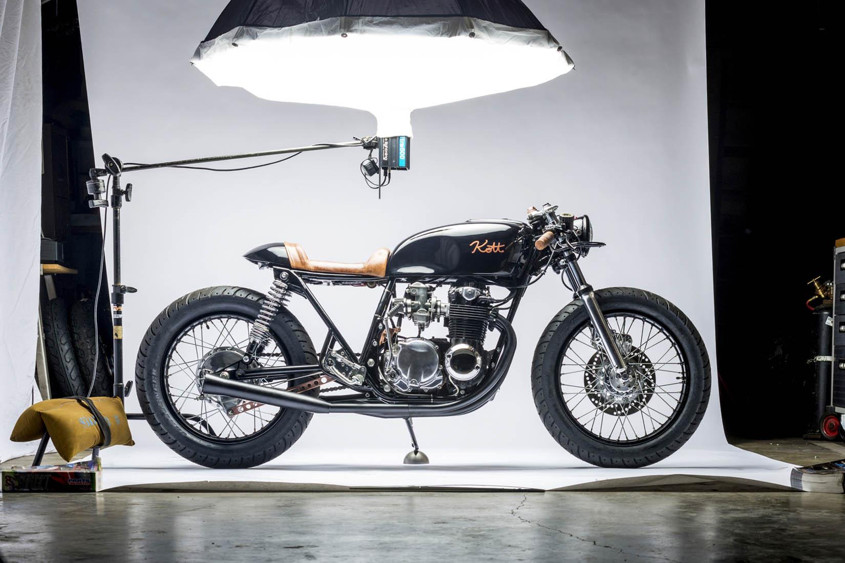 best custom motorcycle builder kott motorcycles review Luxe Digital