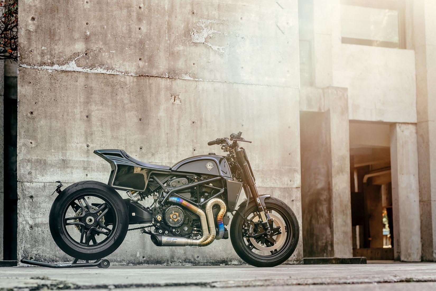 best custom motorcycle builder rough crafts review Luxe Digital