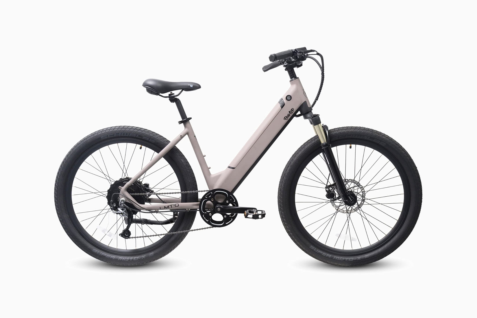 ride1up LMTD review electric bike luxe digital
