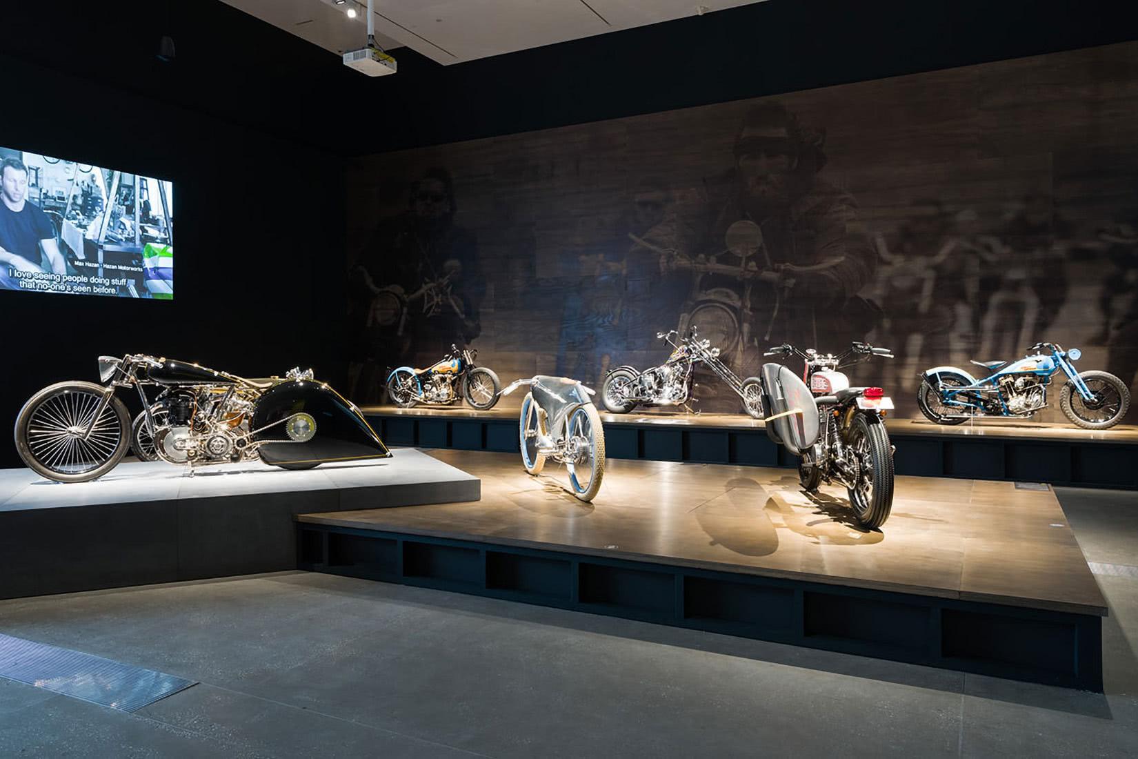 best custom motorcycle builder deus ex machina shop review - Luxe Digital