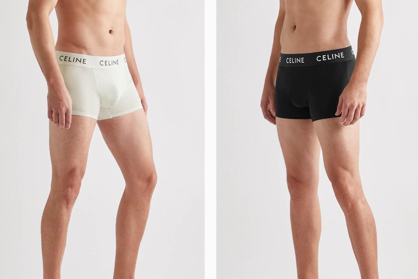 best underwear men celine homme review Luxe Digital
