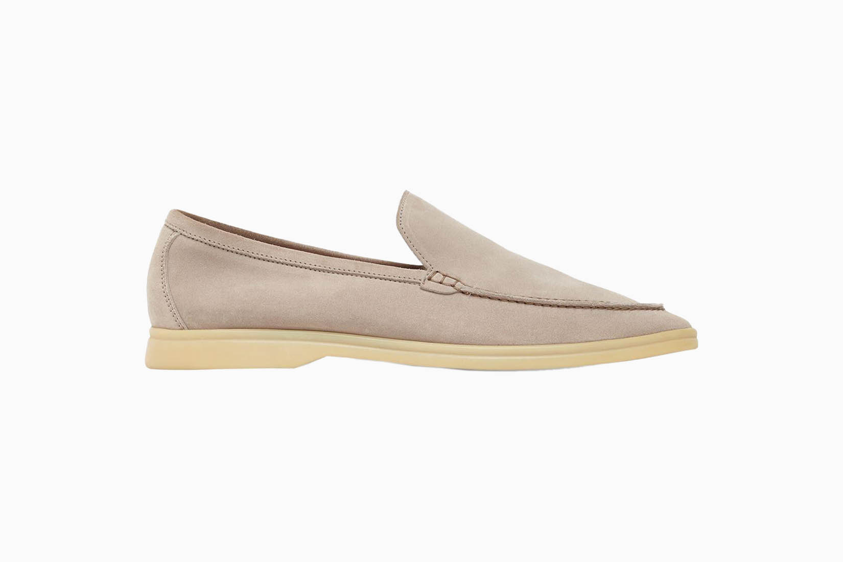 best casual shoes men loro piana summer walk suede loafers review Luxe Digital
