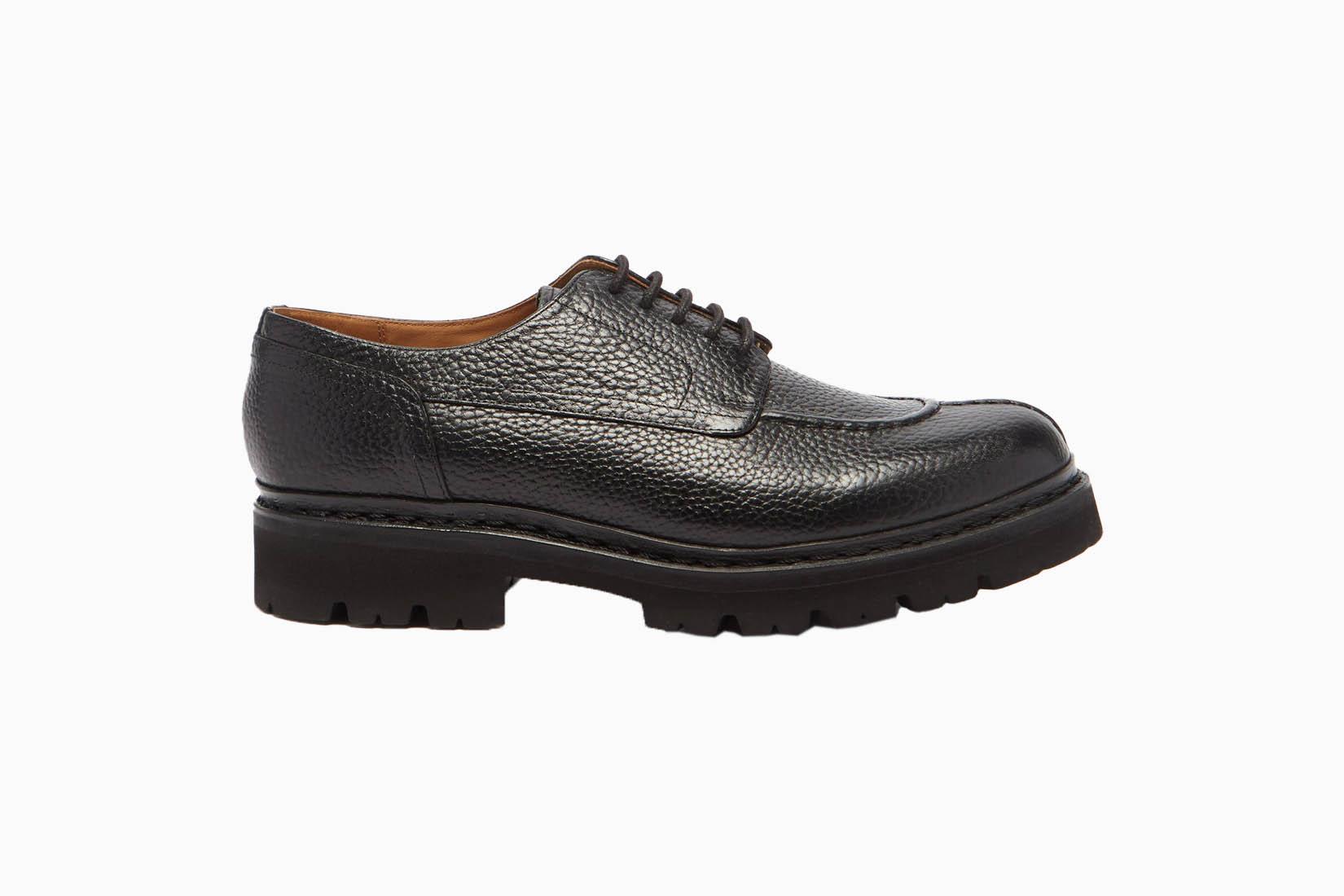 best casual shoes men grenson joel derby review Luxe Digital