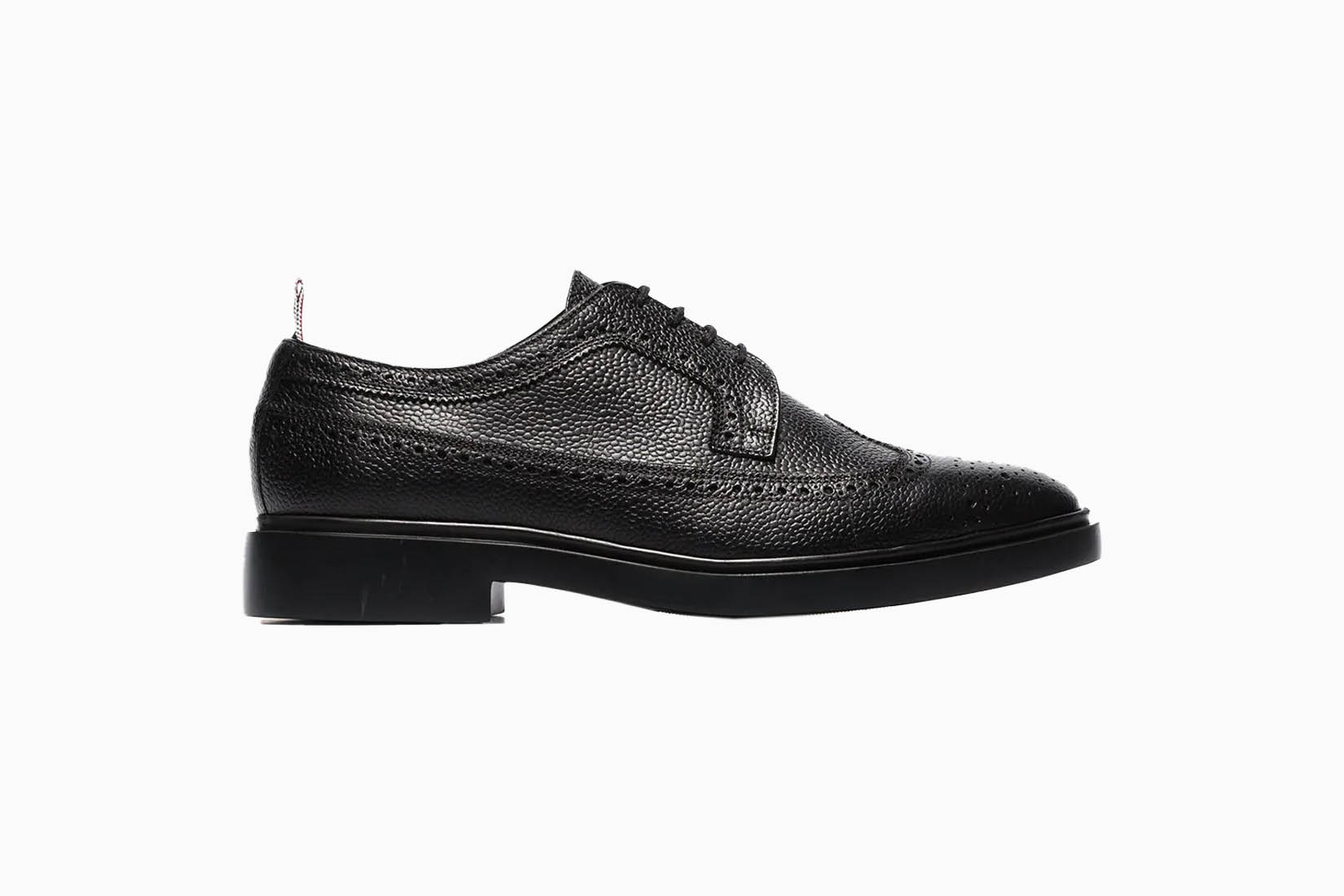 best casual shoes men thom browne brogues review Luxe Digital