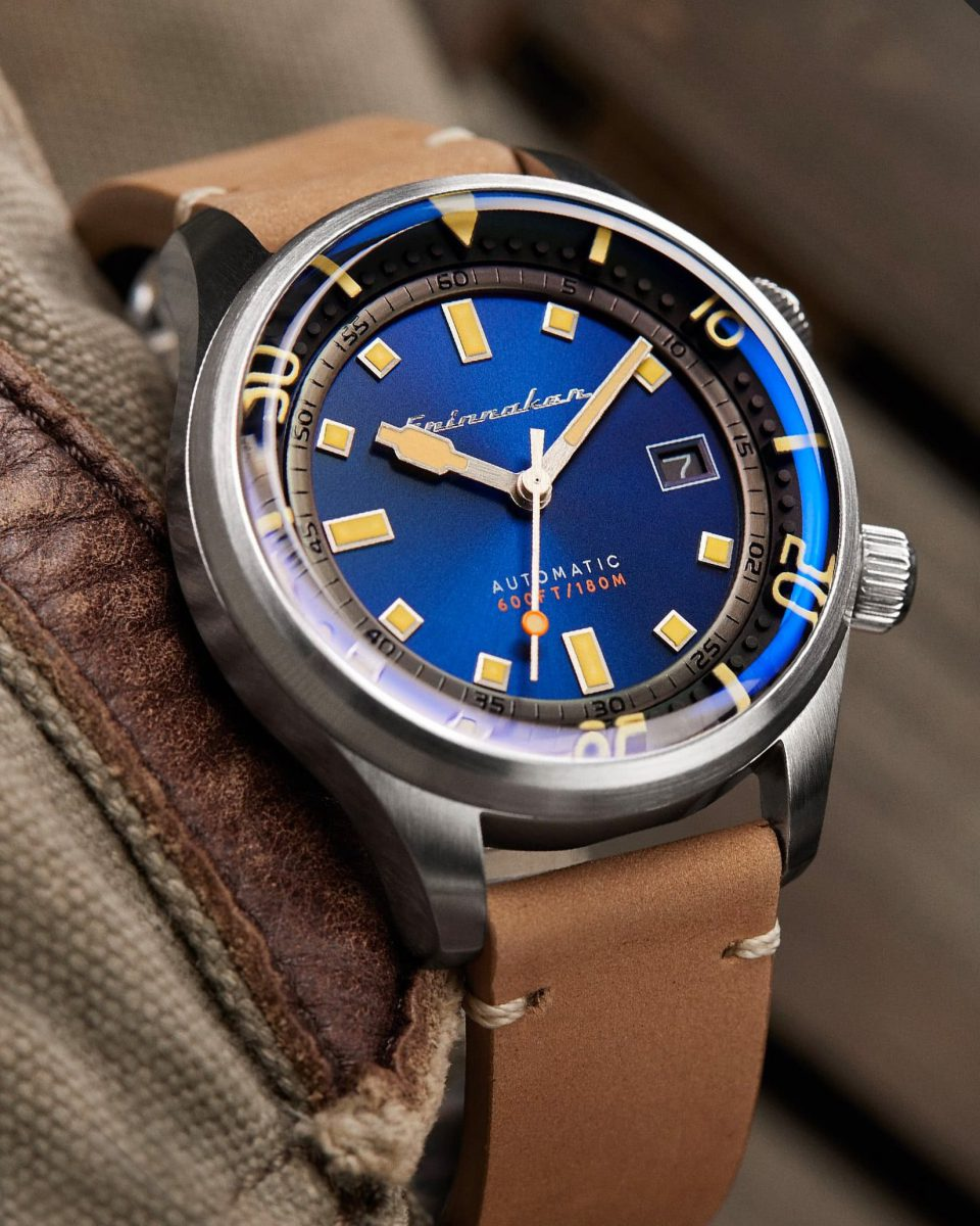 Spinnaker watches review Bradner discount - Luxe Digital