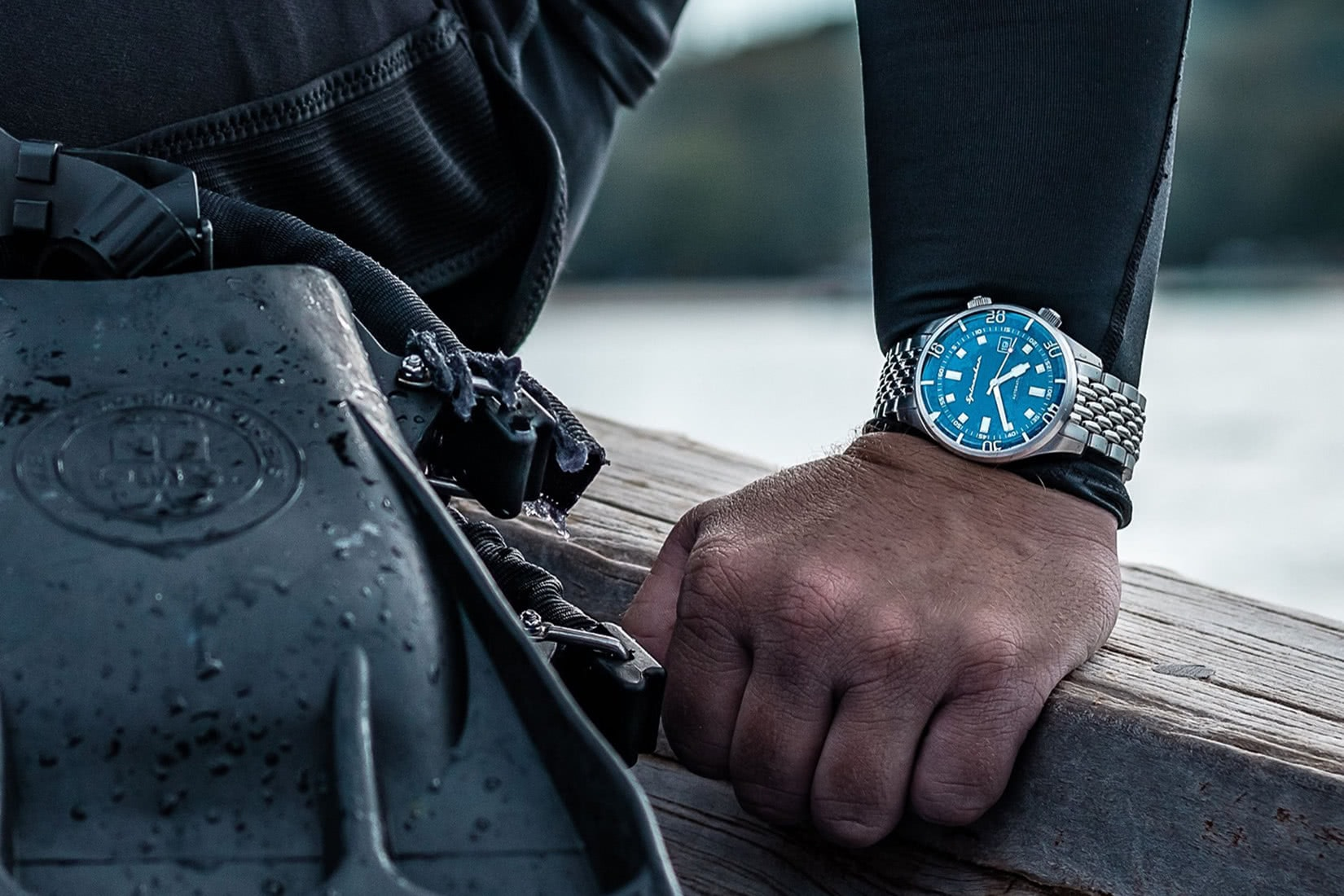 Spinnaker watches review Bradner price - Luxe Digital