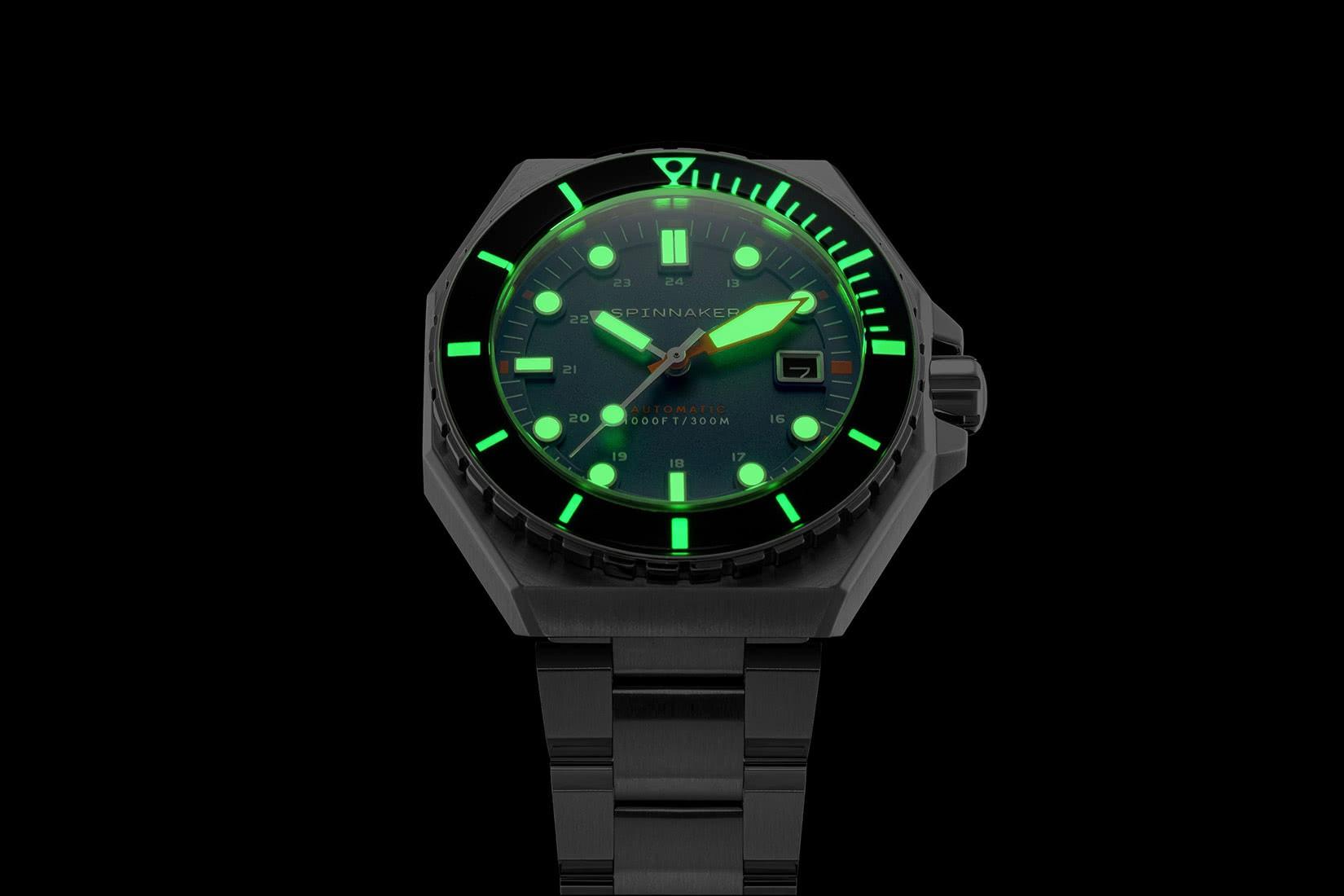 Spinnaker watches review Dumas lumin - Luxe Digital