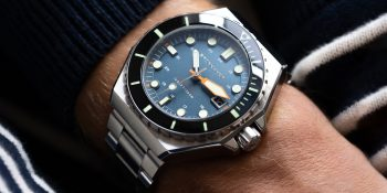 Spinnaker: Dive Watches For Life Beneath, Beyond, And Beside The Sea
