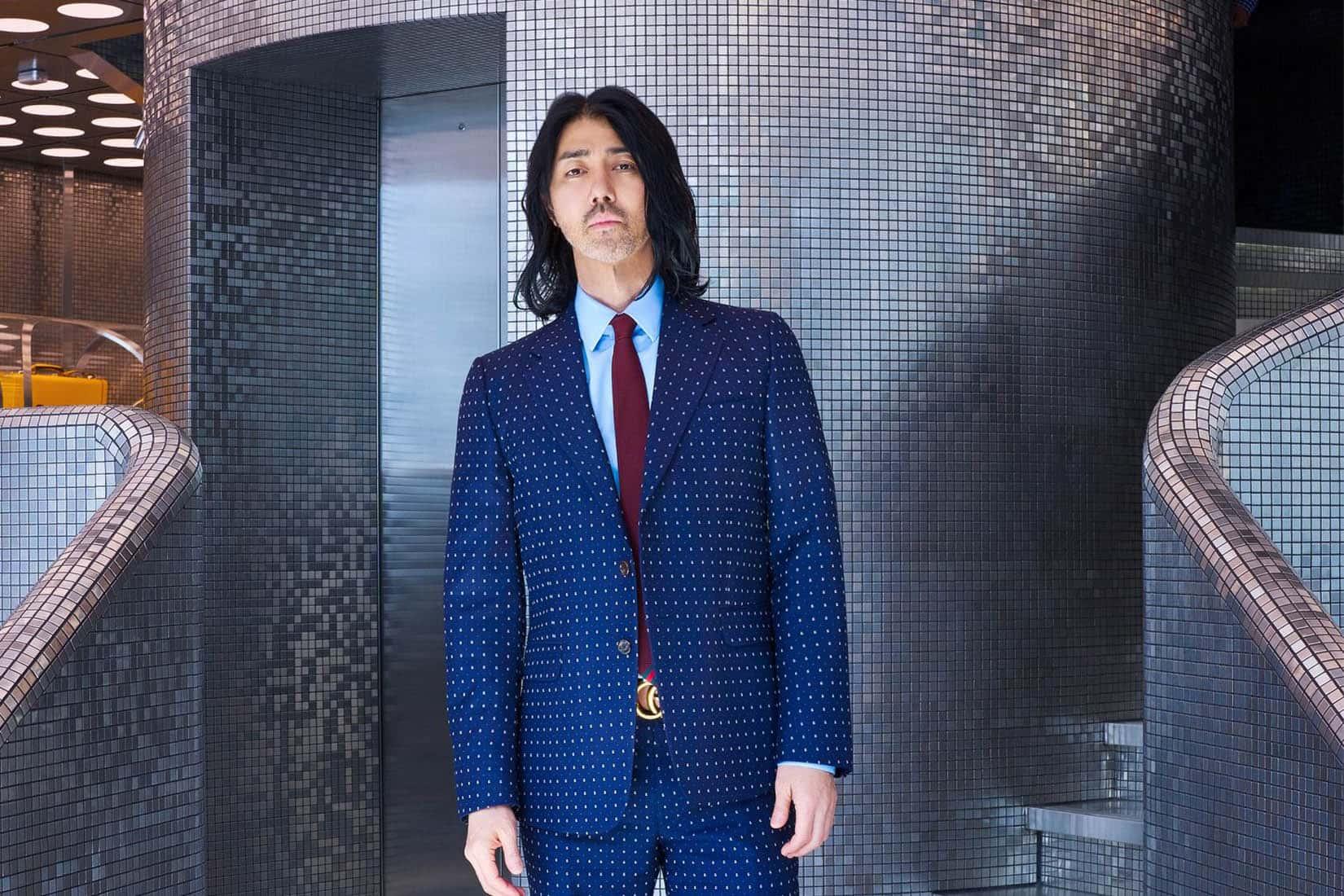 best suit brands men gucci review Luxe Digital