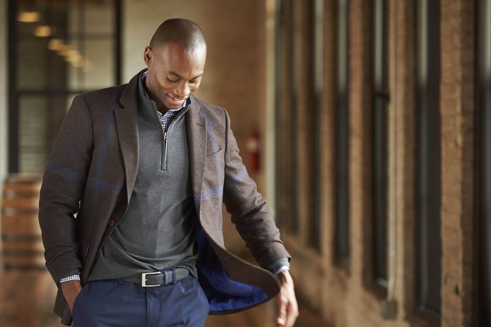 best suit brands men robert graham review Luxe Digital