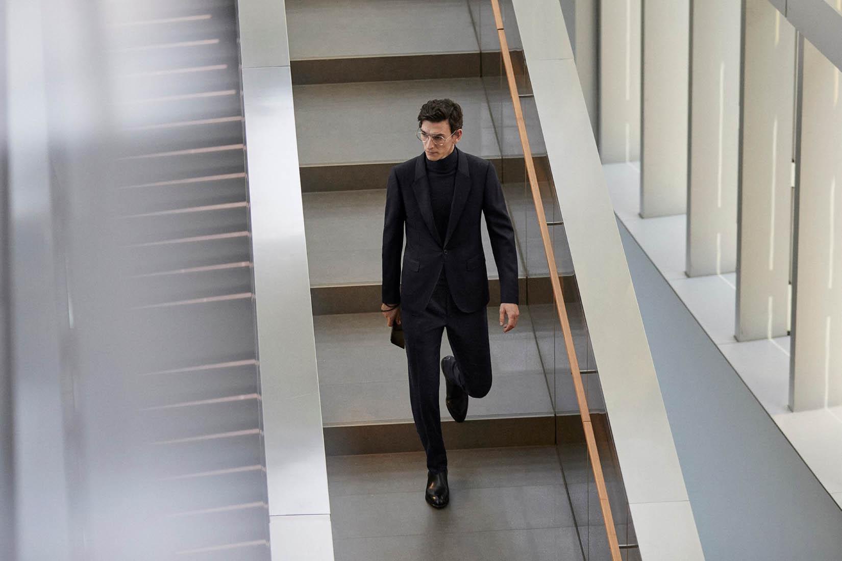best suit brands men ermenegildo zegna review Luxe Digital