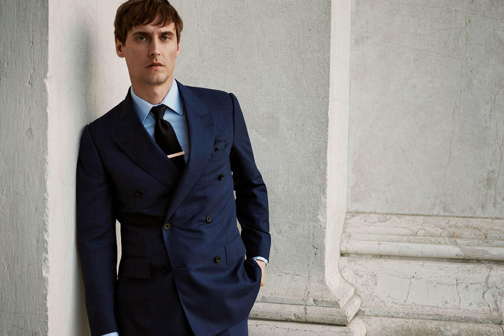 best suit brands men kingsman review Luxe Digital