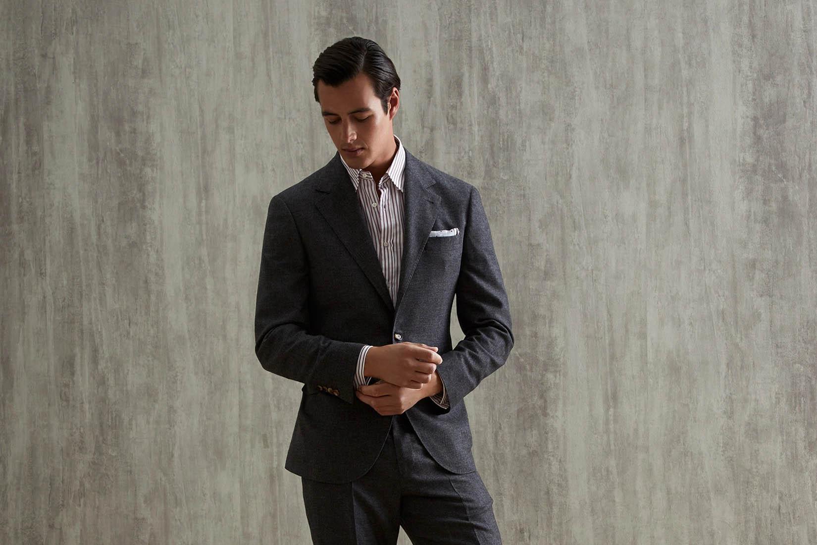 best suit brands men brunello cucinelli review Luxe Digital