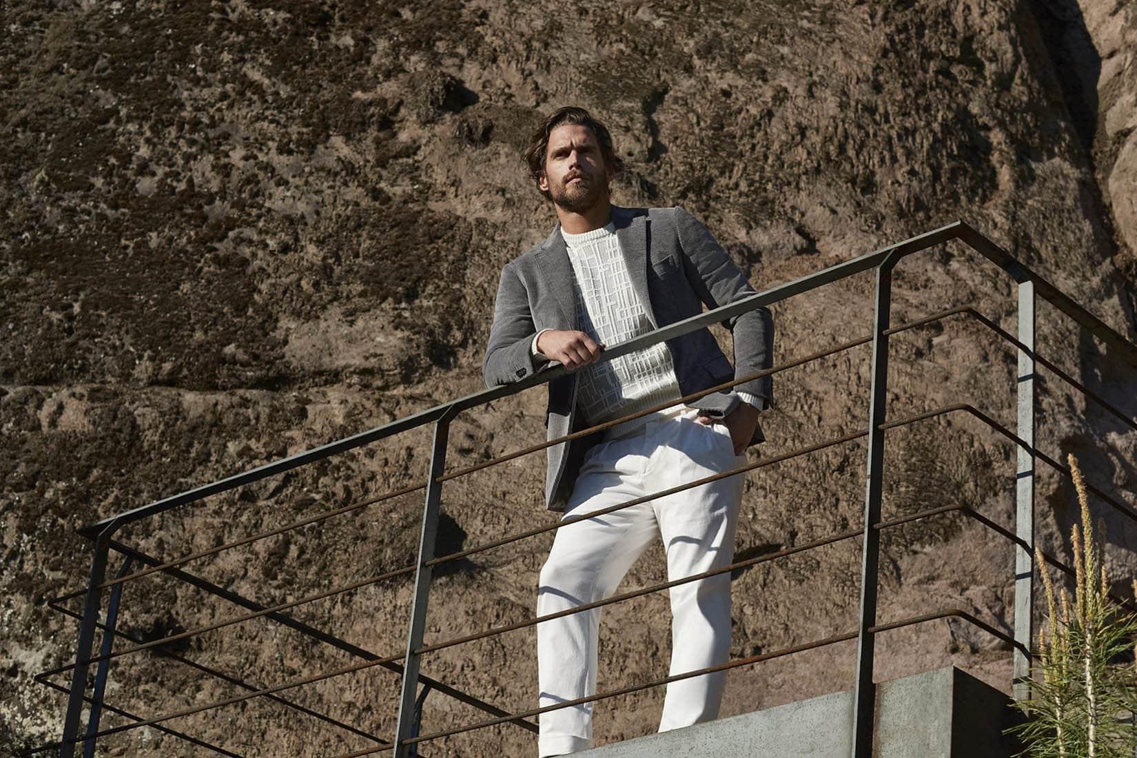best suit brands men canali review Luxe Digital