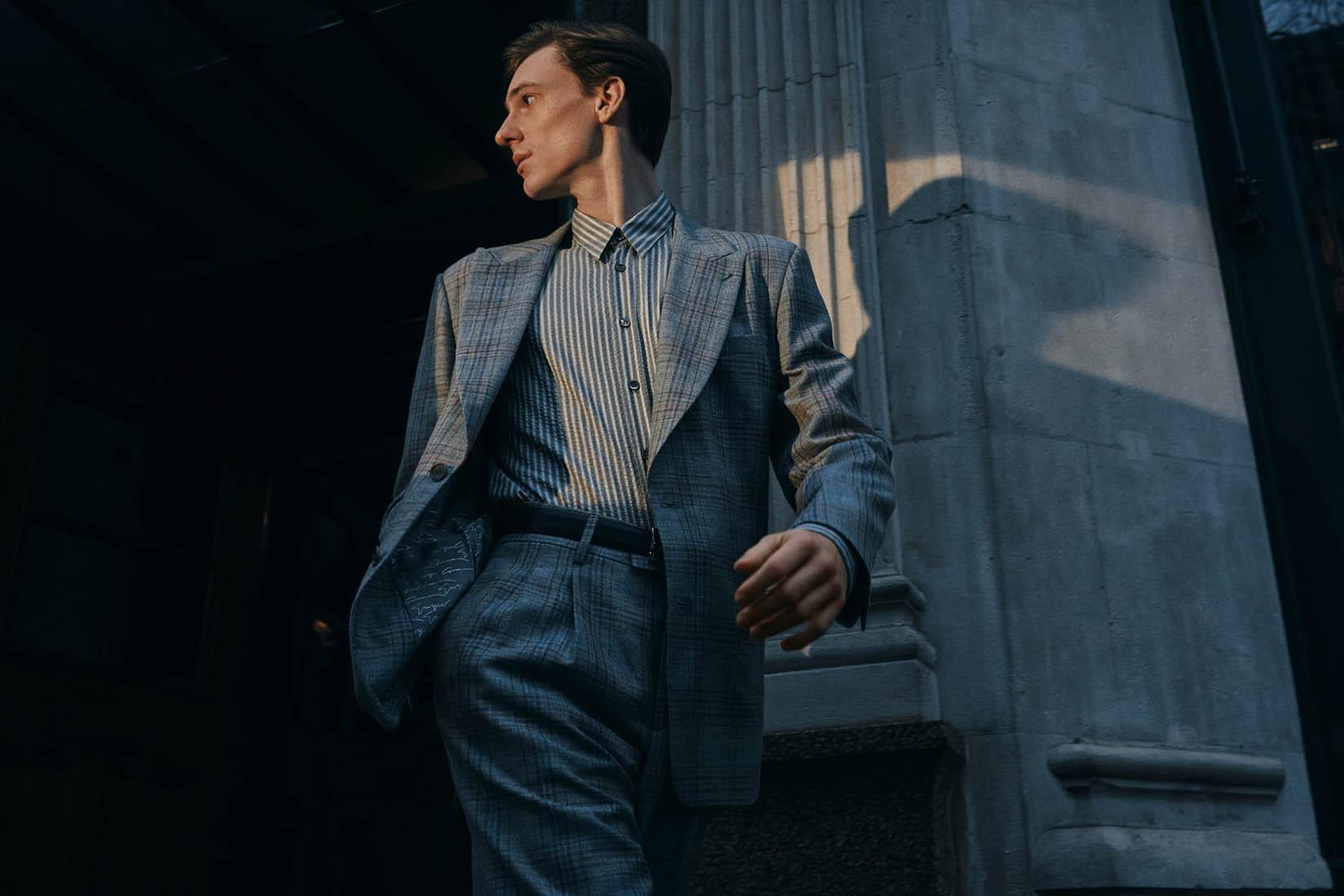 best suit brands men giorgio armani review Luxe Digital