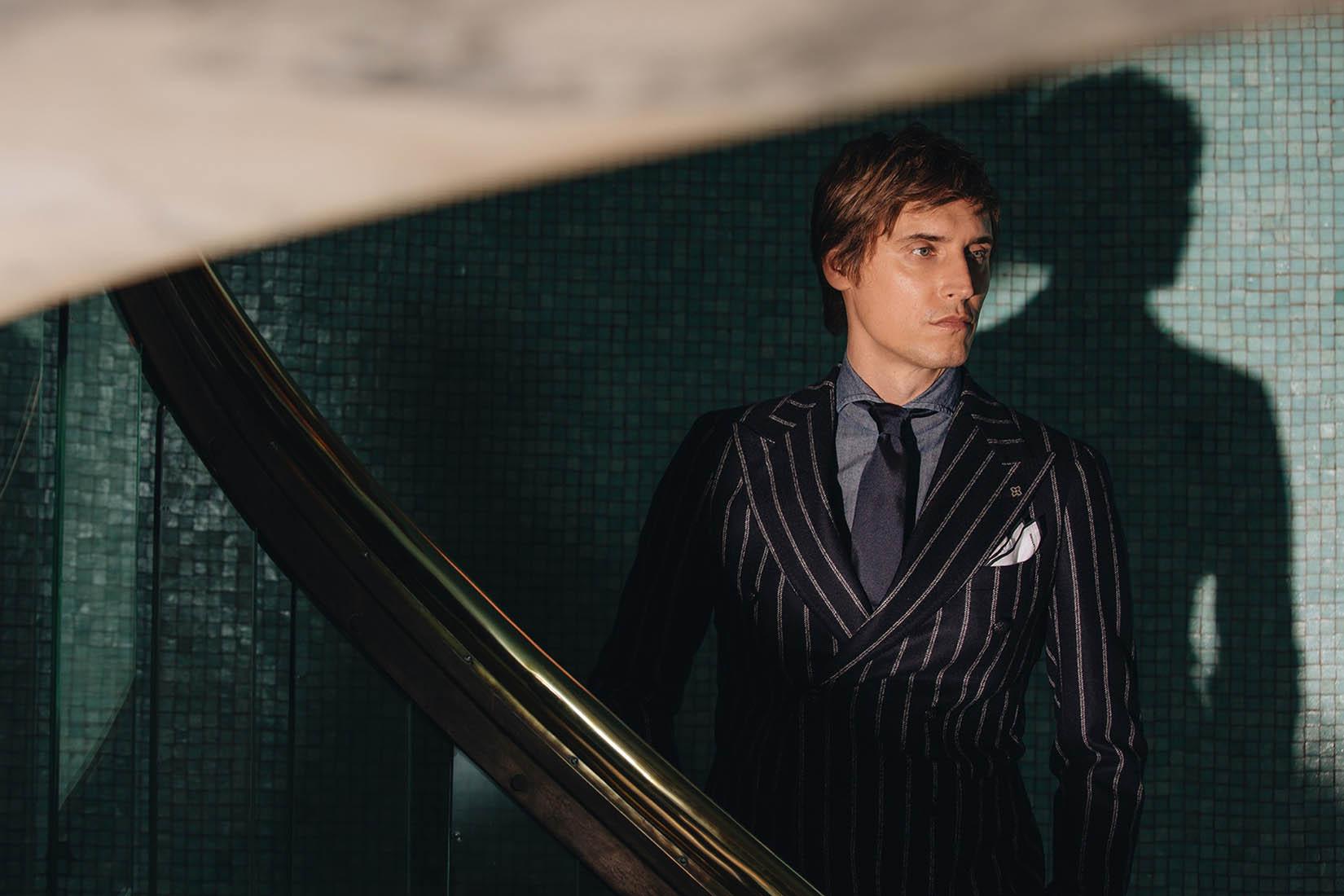 best suit brands men tagliatore review Luxe Digital