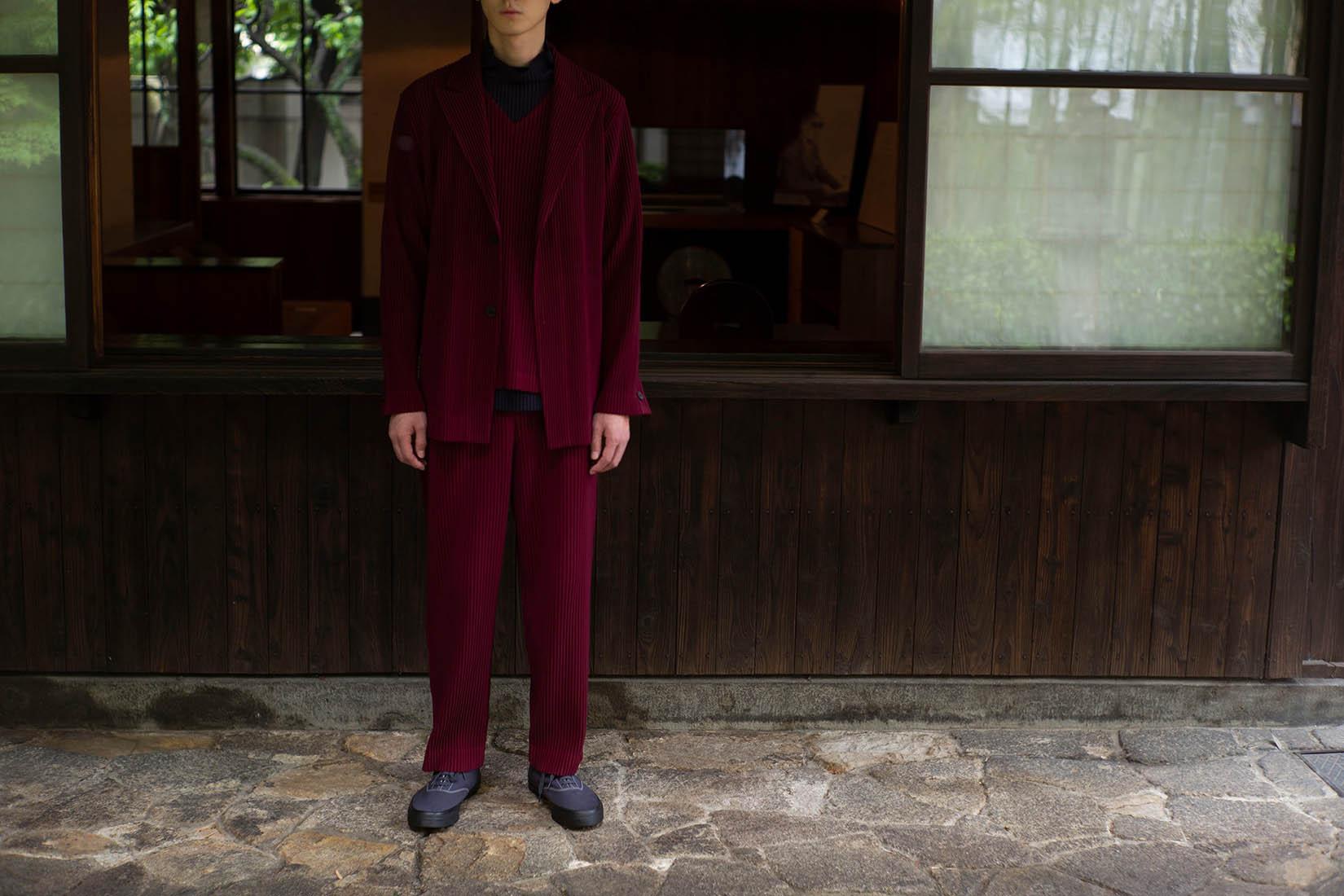 best suit brands men homme plisse issey miyake review Luxe Digital