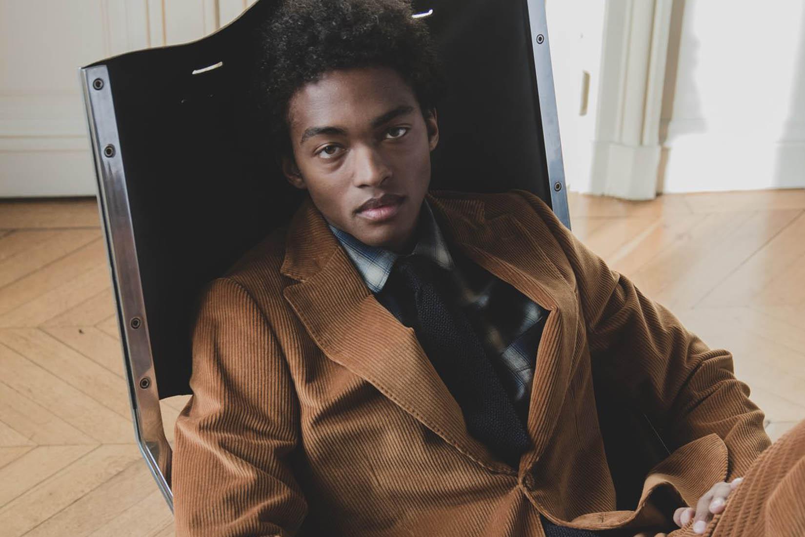 best suit brands men officine generale review Luxe Digital