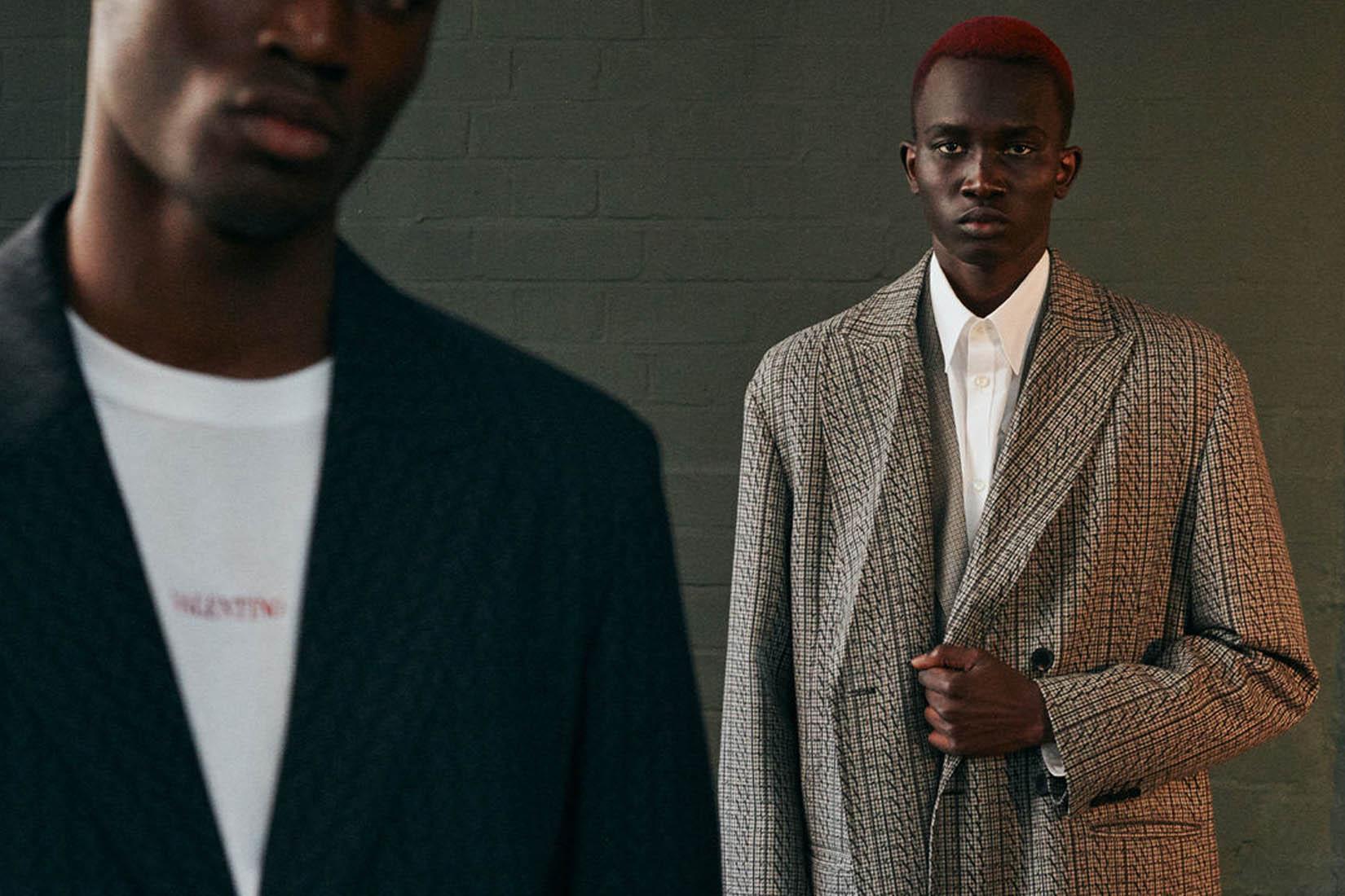 best suit brands men valentino review Luxe Digital