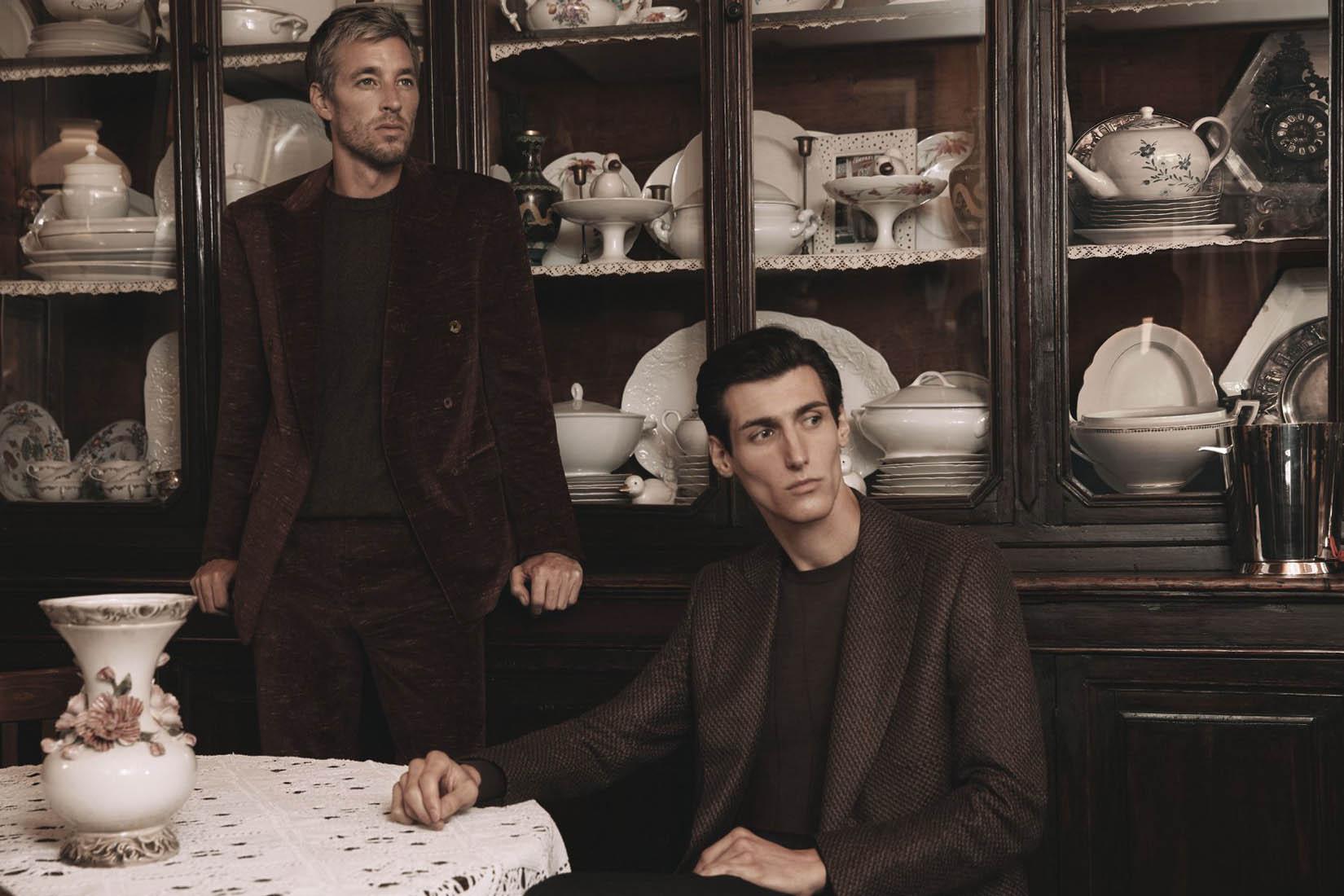 best suit brands men corneliani review Luxe Digital
