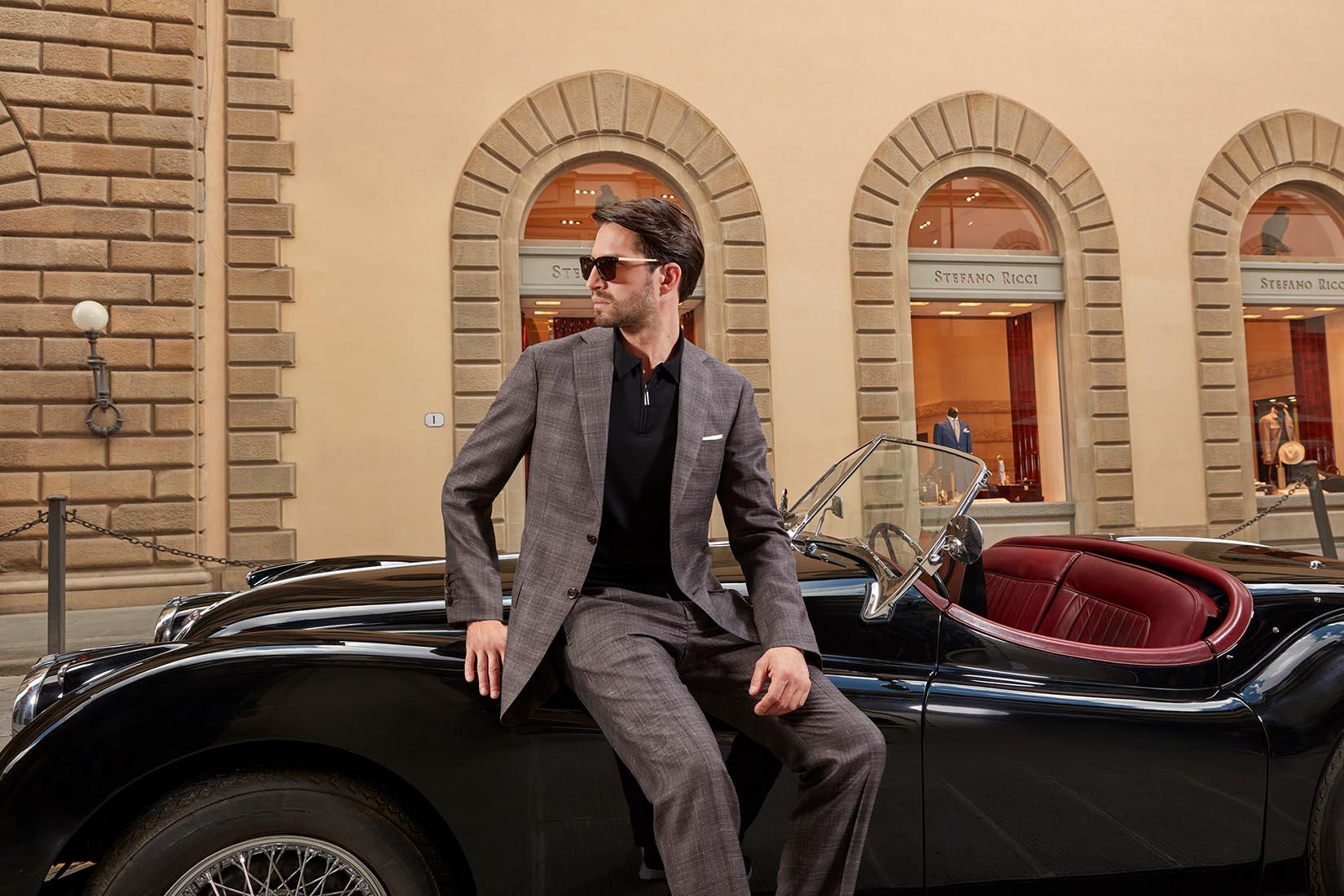 best suit brands men stefano ricci review Luxe Digital
