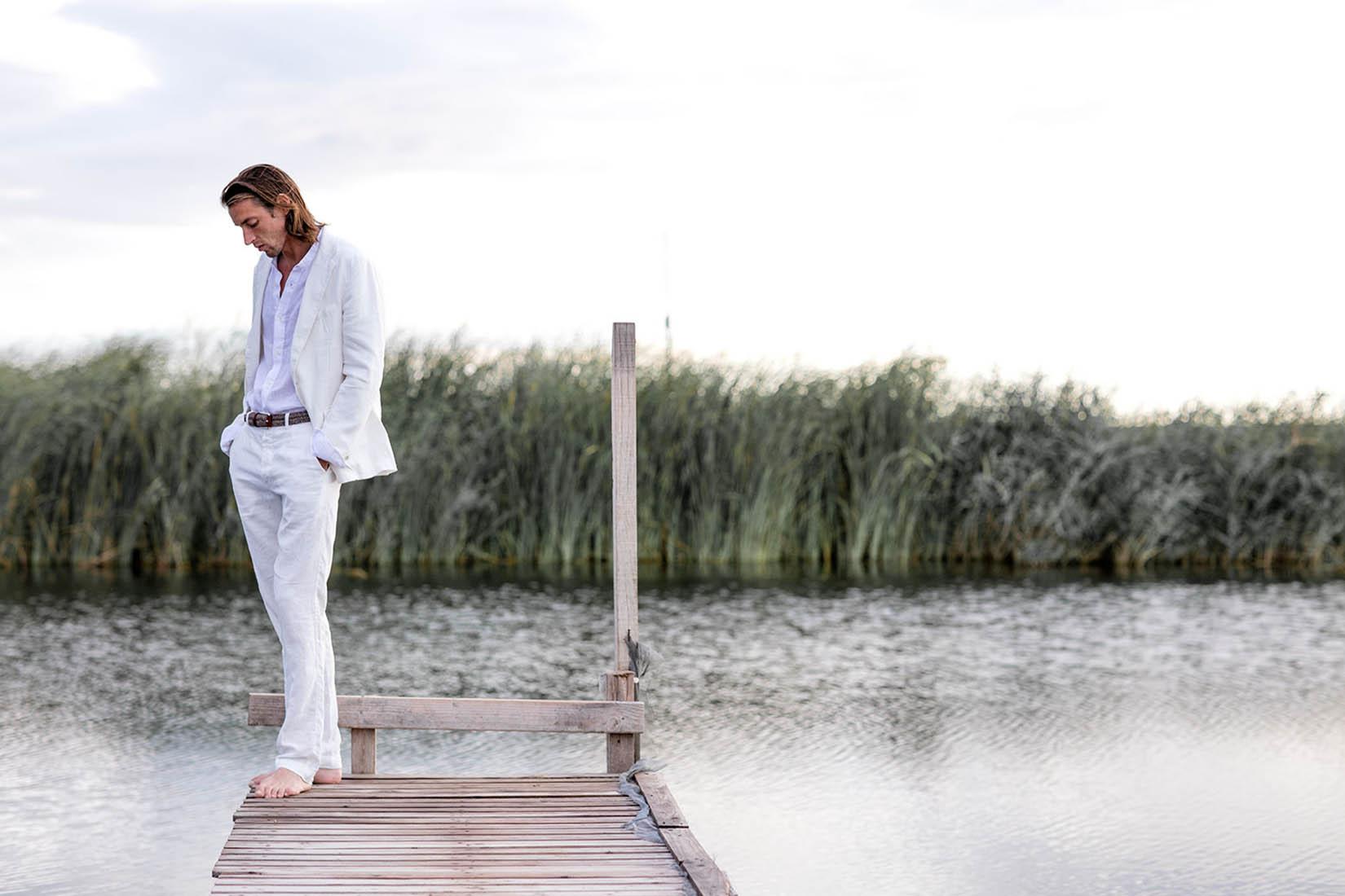 best suit brands men 120 percent lino review Luxe Digital