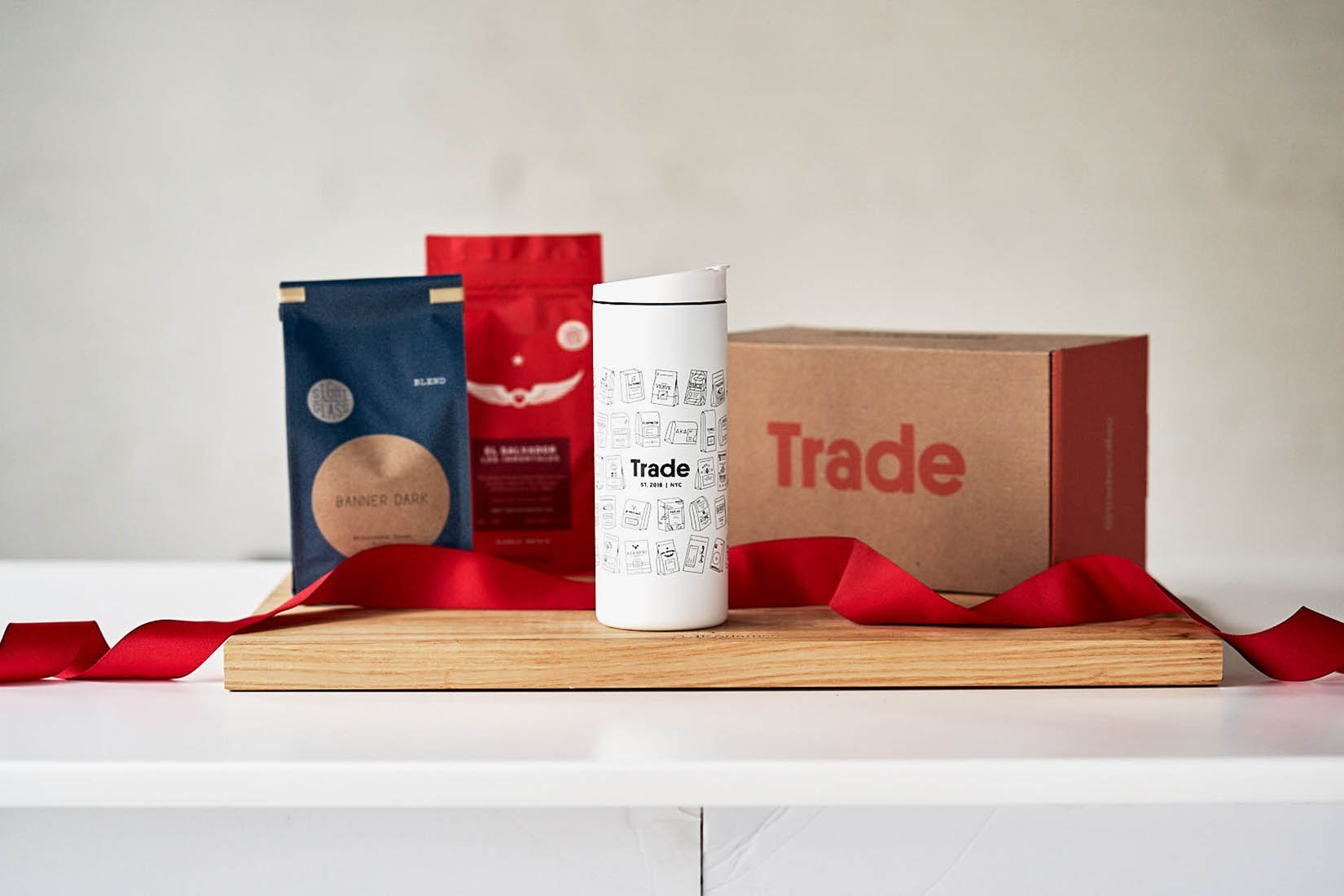 best coffee subscription trade coffee review Luxe Digital