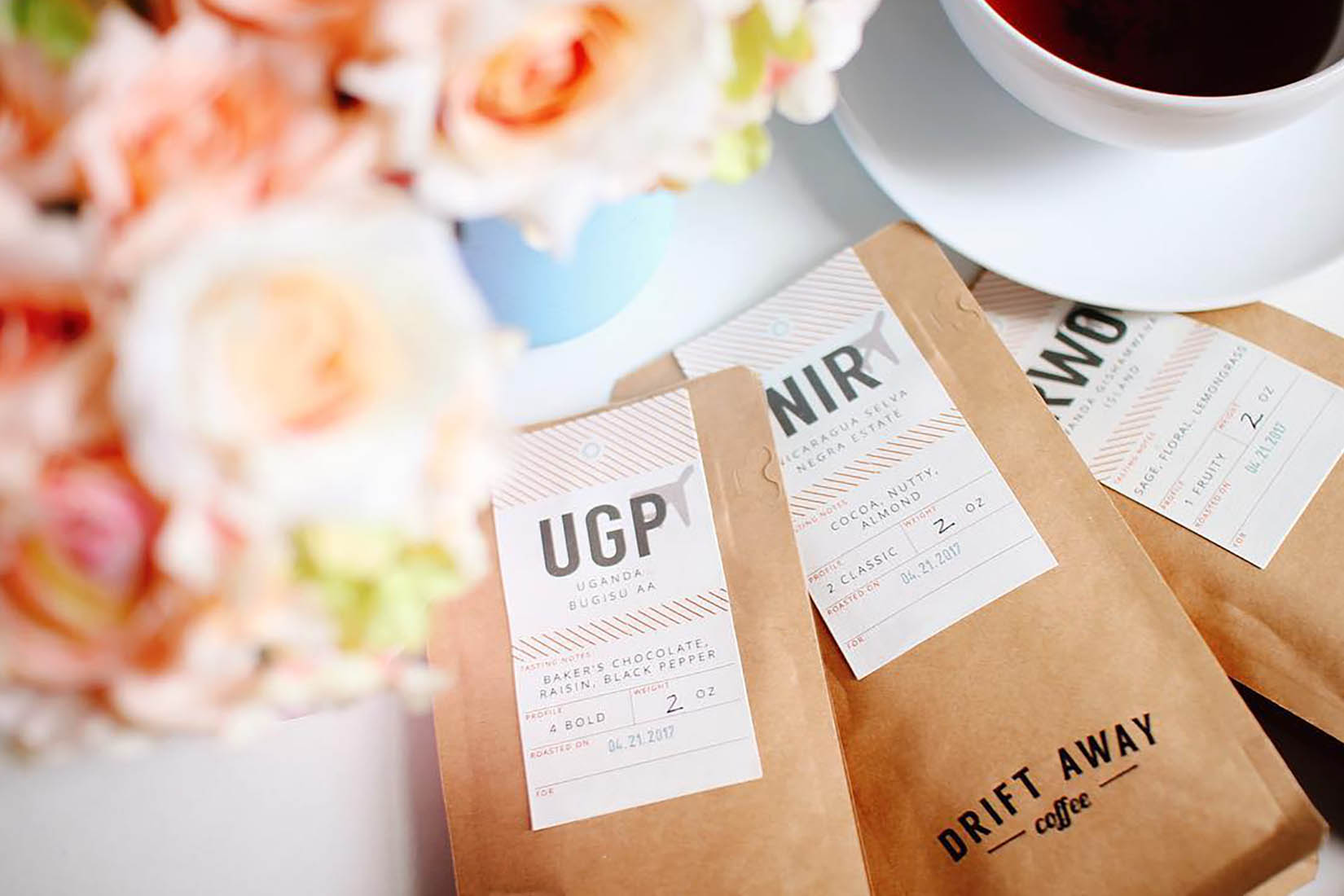 best coffee subscription driftaway review Luxe Digital