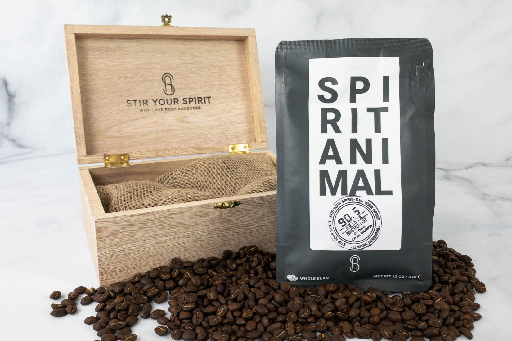 best coffee subscription spirit animal review Luxe Digital