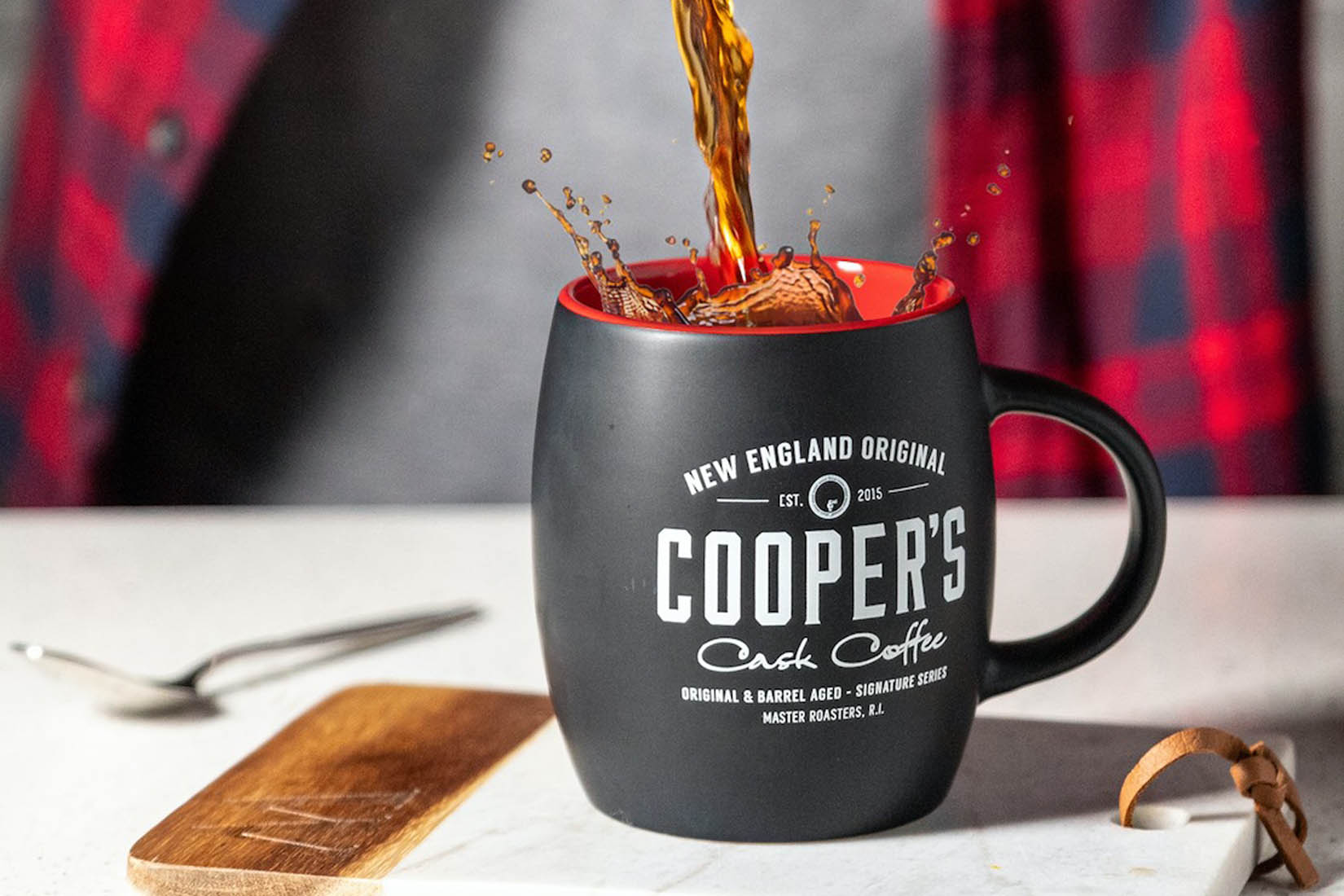 best coffee subscription coppers cask coffee review Luxe Digital