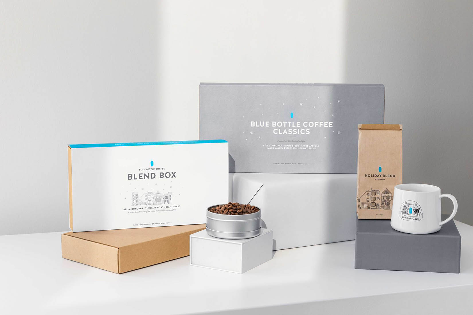 best coffee subscription blue bottle review Luxe Digital