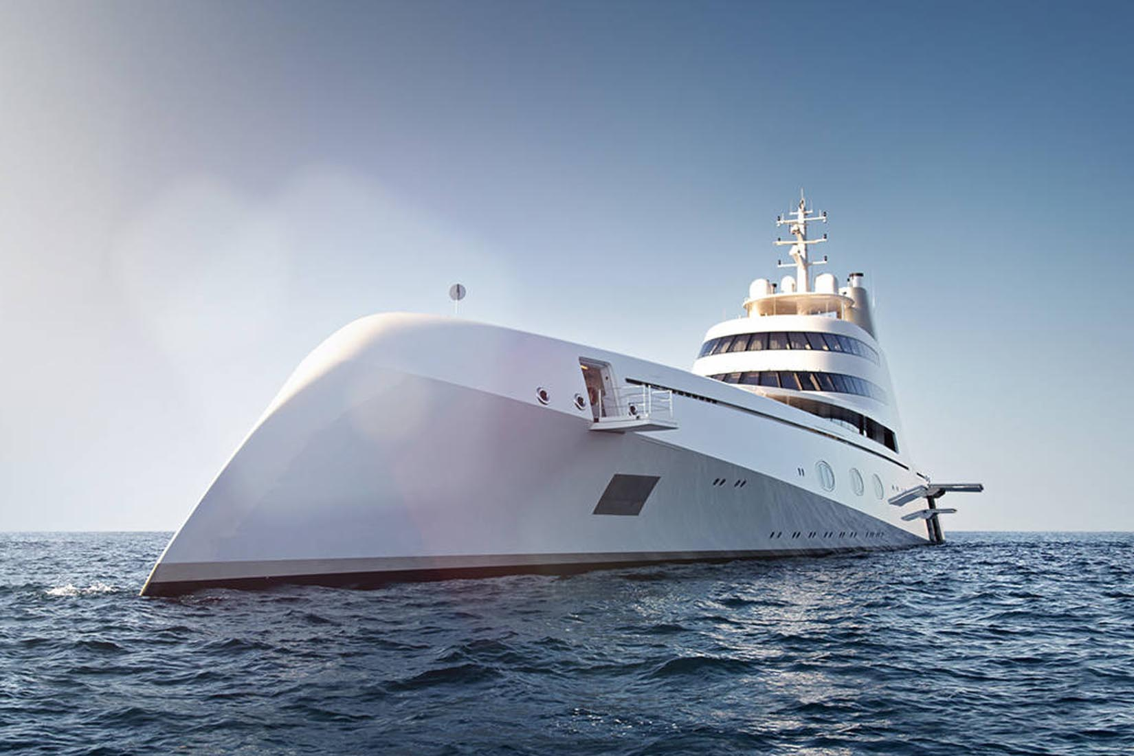 largest yacht a motor yacht review Luxe Digital