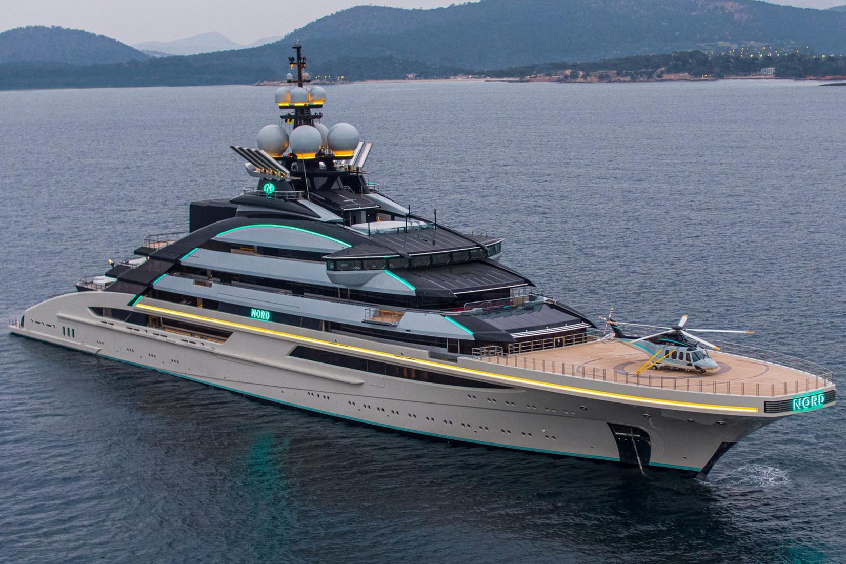 largest yacht nord review Luxe Digital