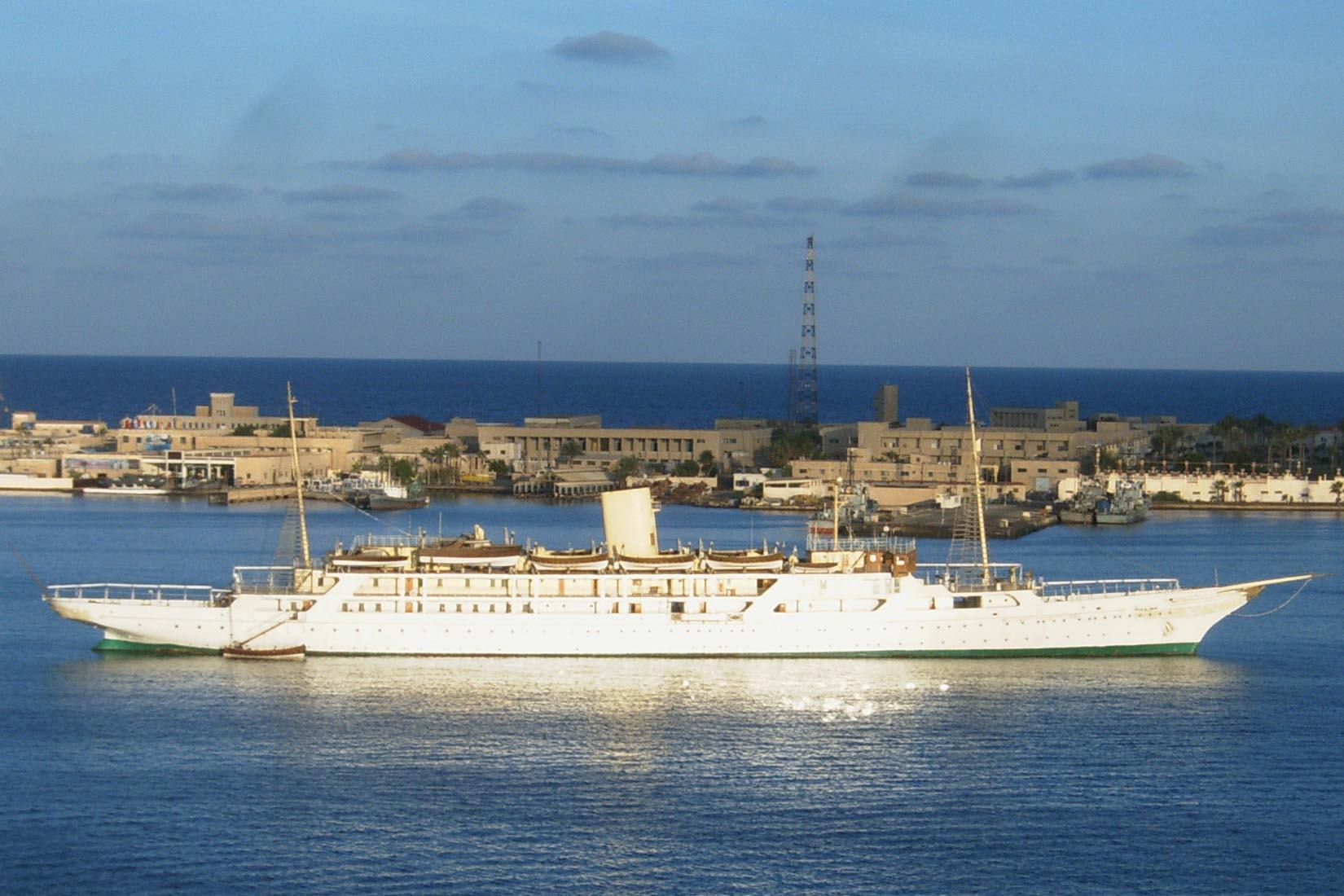 largest yacht el mahrousa review Luxe Digital