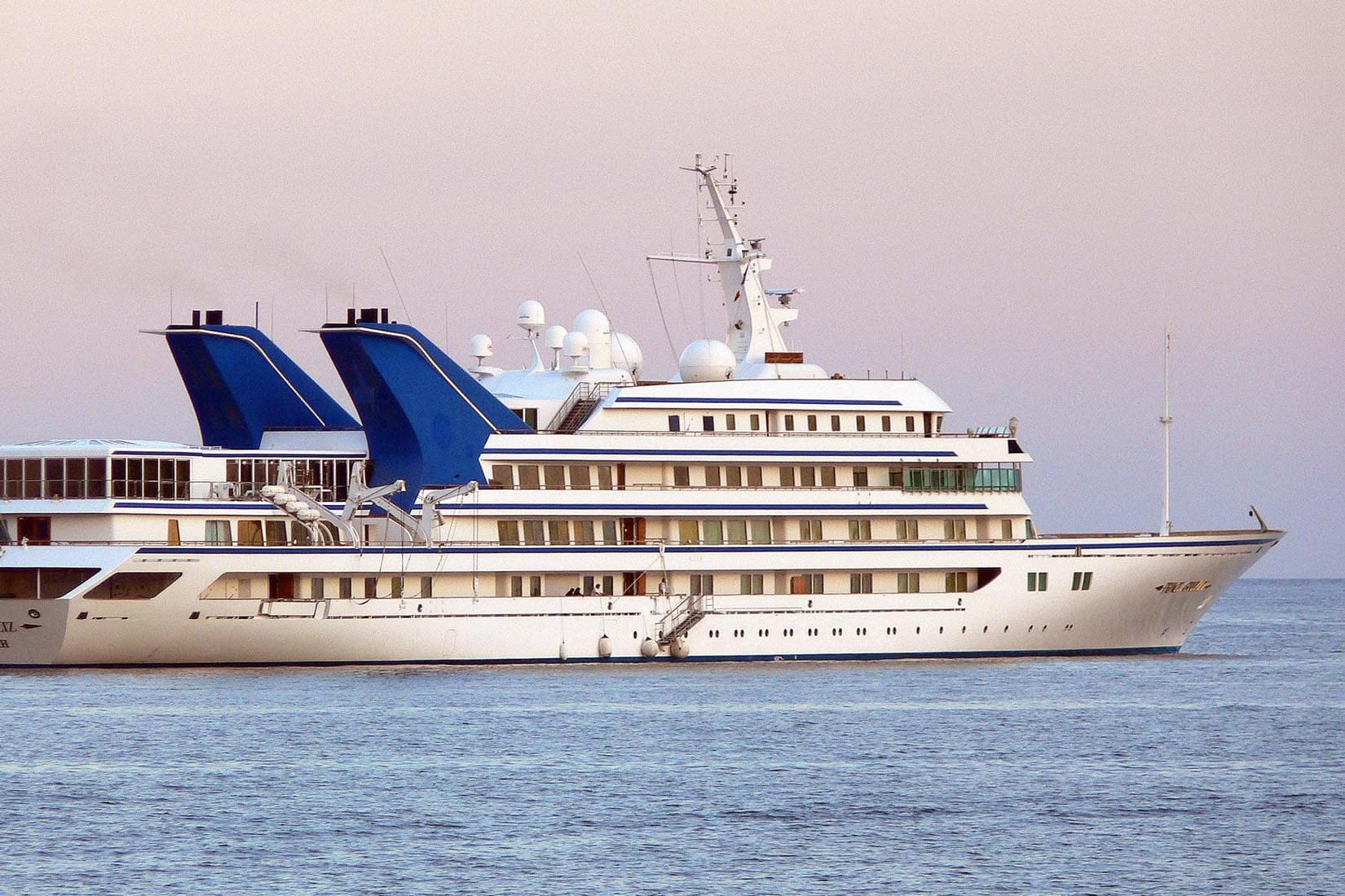 largest yacht prince abdulaziz review Luxe Digital