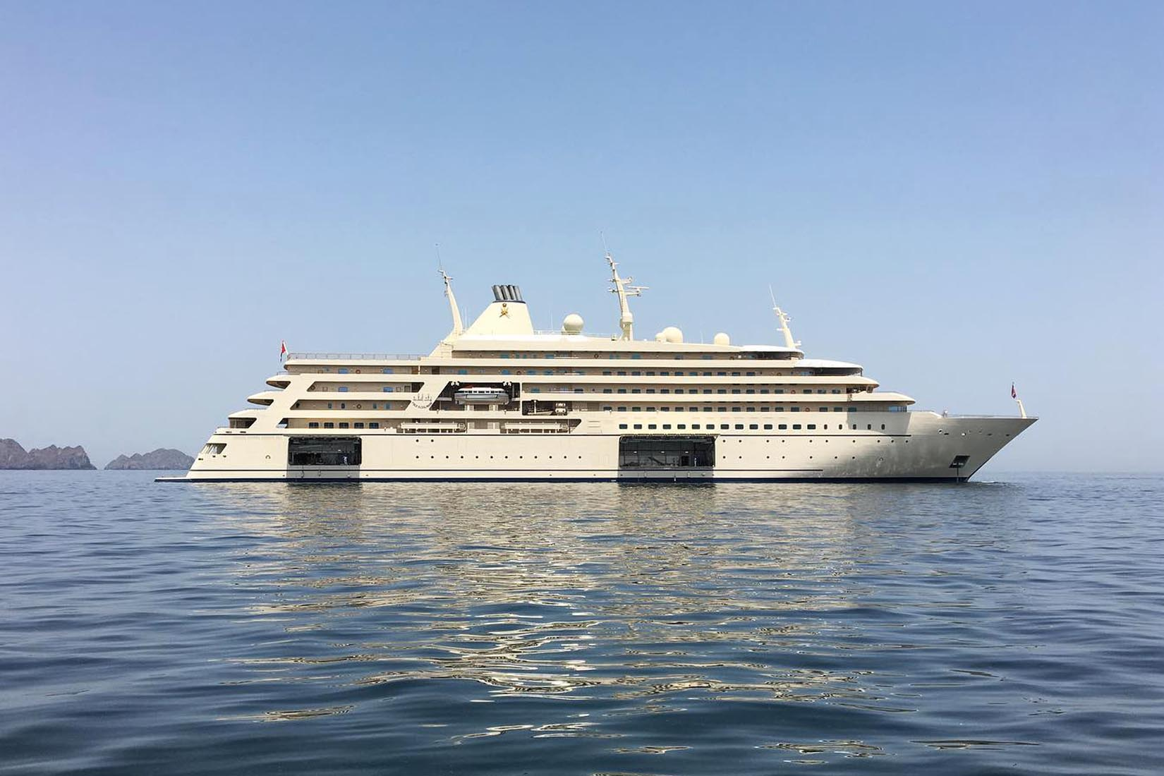 largest yacht al said review Luxe Digital