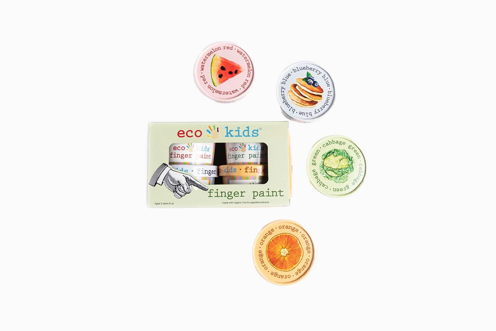best gift kids earthero finger paint review Luxe Digital