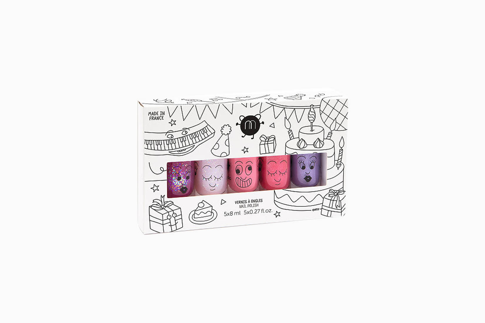best gift kids wash off nail polish review Luxe Digital