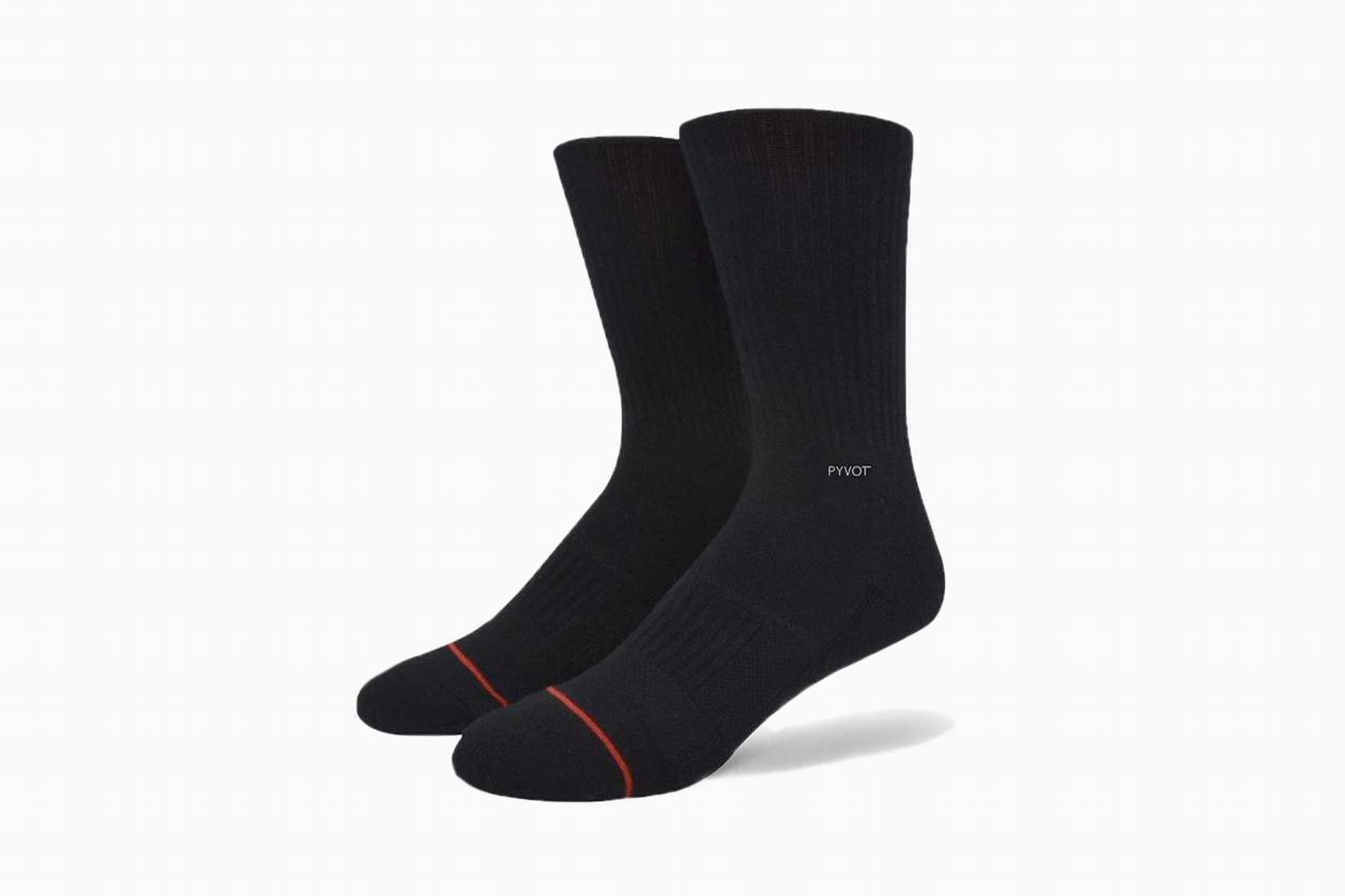 best socks men ankle pyvot review - Luxe Digital