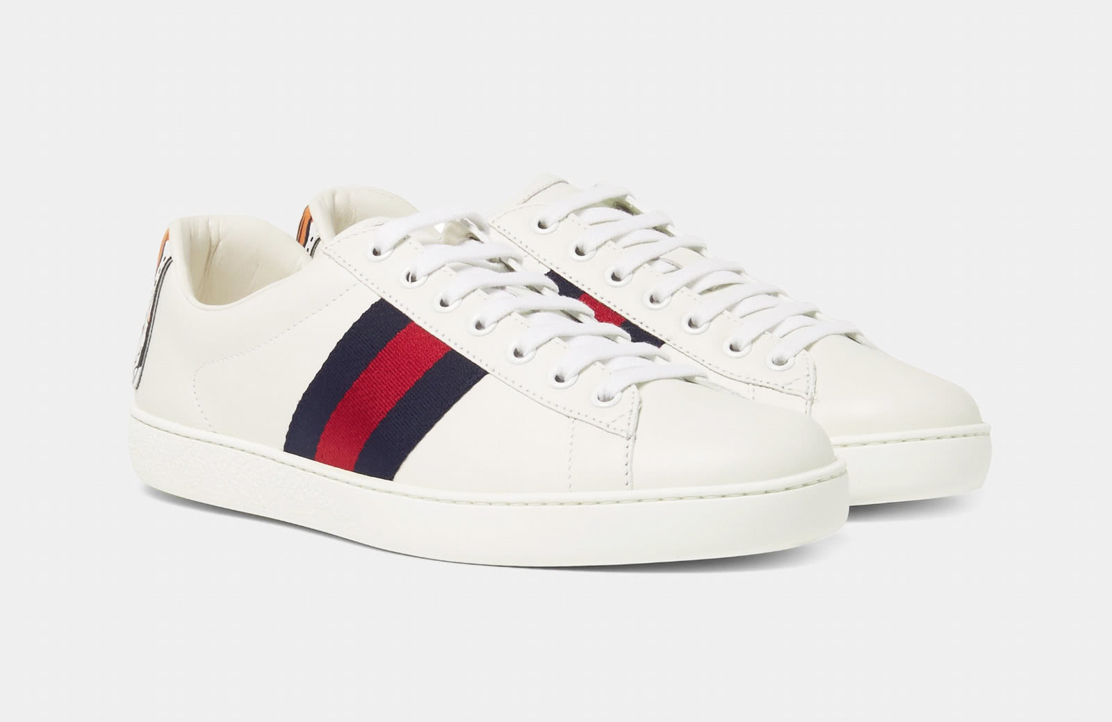 best casual sneaker men Gucci luxury style - Luxe Digital