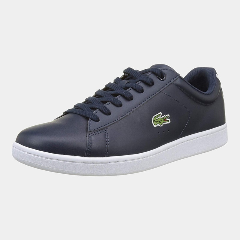 best tennis sneaker men Lacoste luxury style - Luxe Digital
